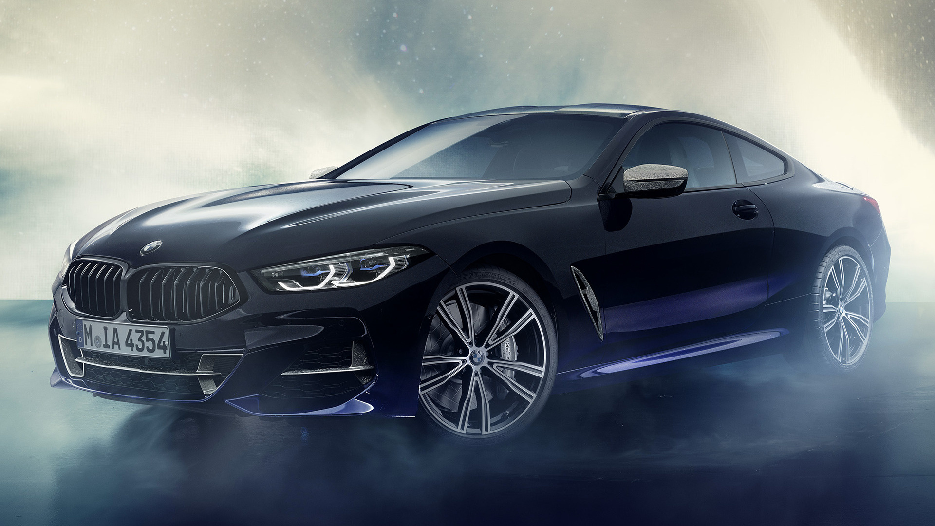 2019 Bmw M850i Coupe Night Sky Wallpapers And Hd Images