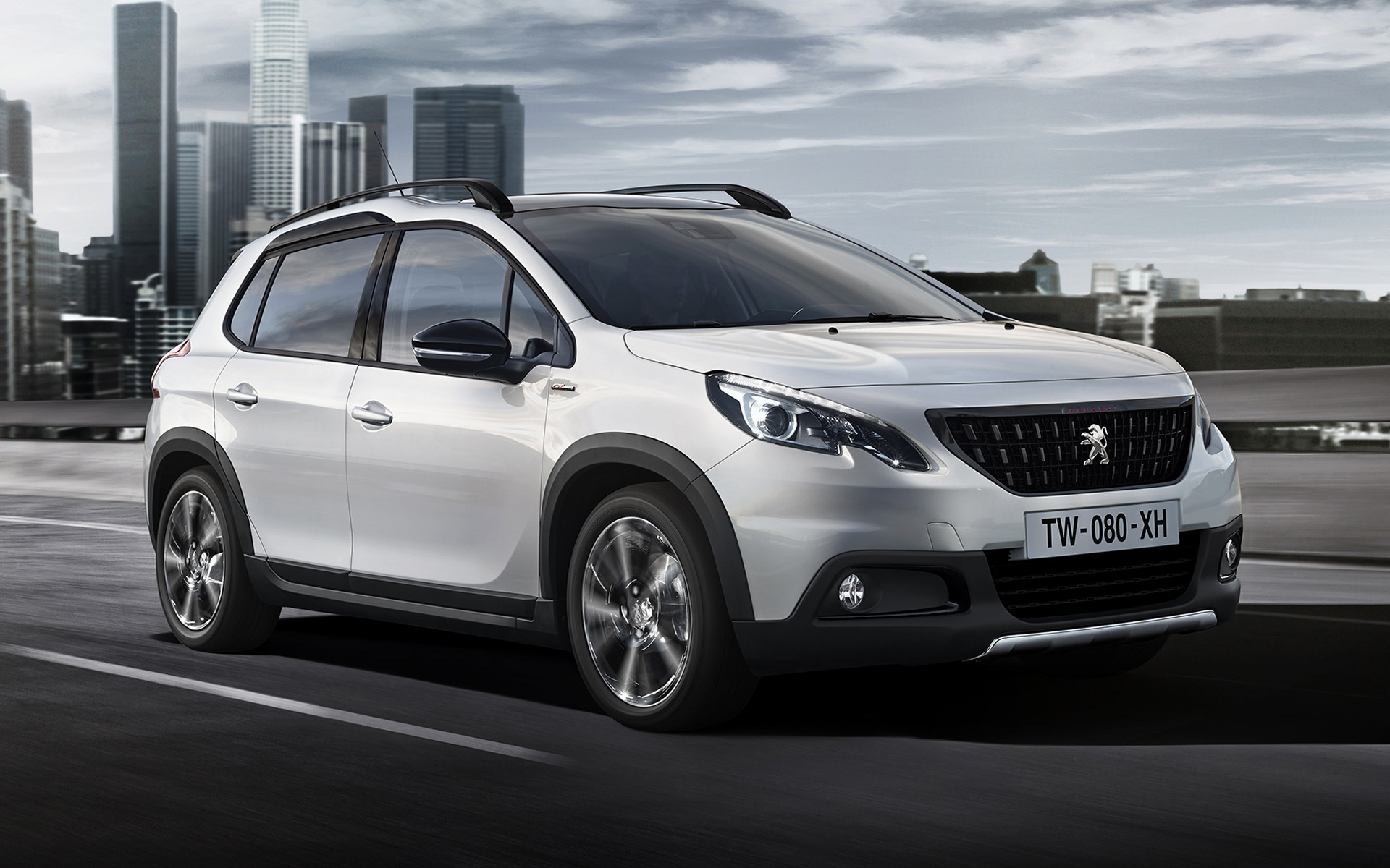 2016 Peugeot 2008 Gt Line Wallpapers And Hd Images Car