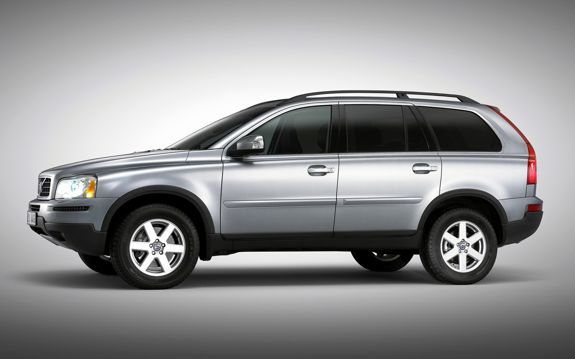 Volvo XC90 (2007) Wallpapers and HD Images - Car Pixel