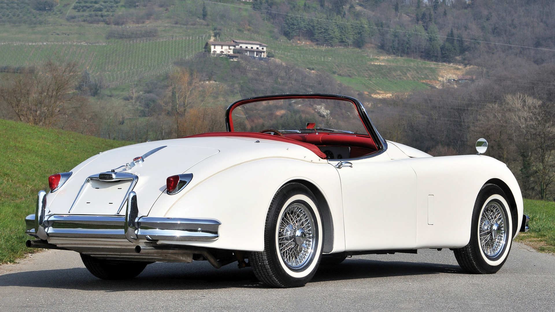 Jaguar XK150 Open Two-seater (1958) Wallpapers and HD Images - Car Pixel