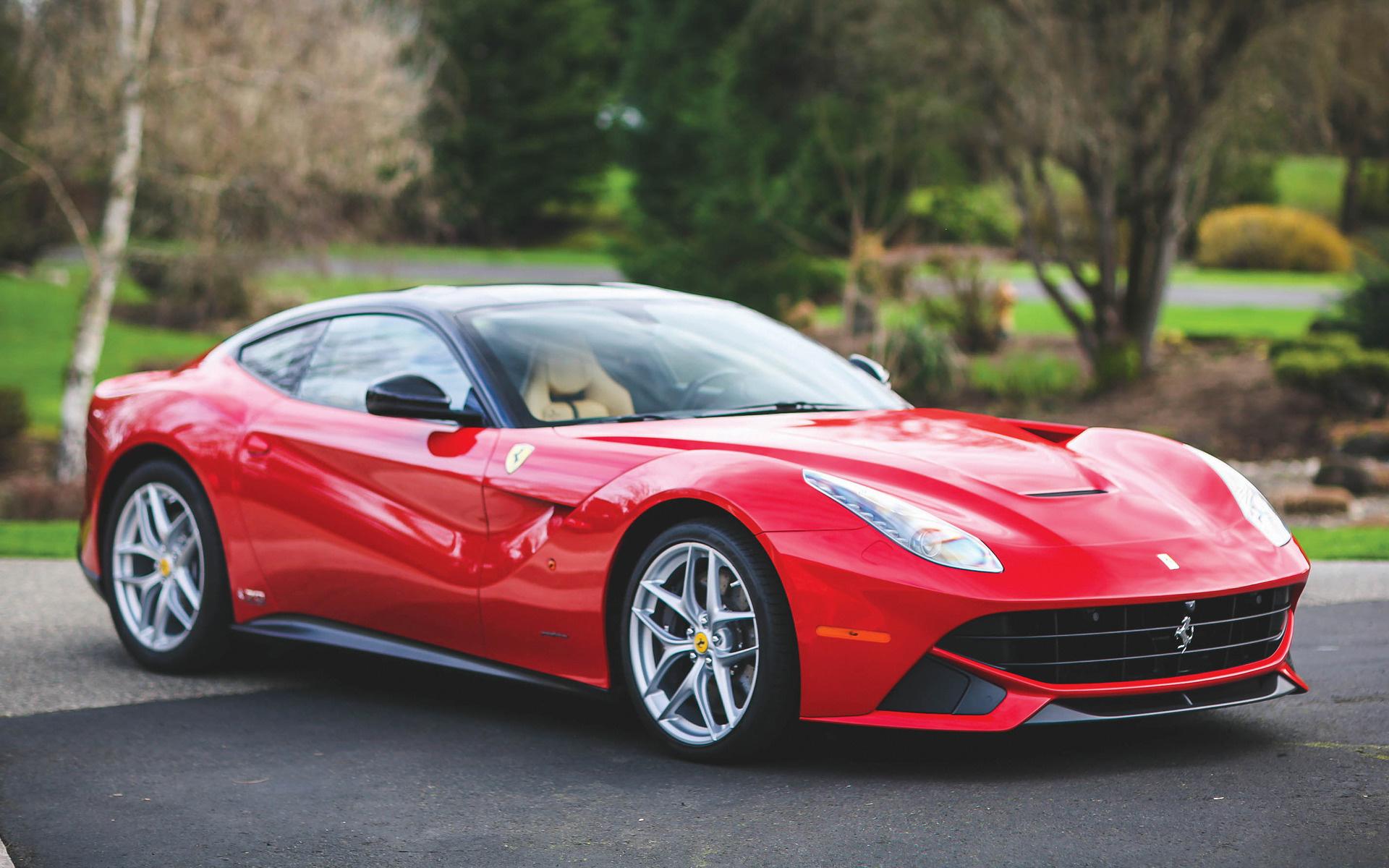 2016 Dodge Magnum >> 2017 Ferrari F12berlinetta The Magnum P.I. (US) - Wallpapers and HD Images   Car Pixel
