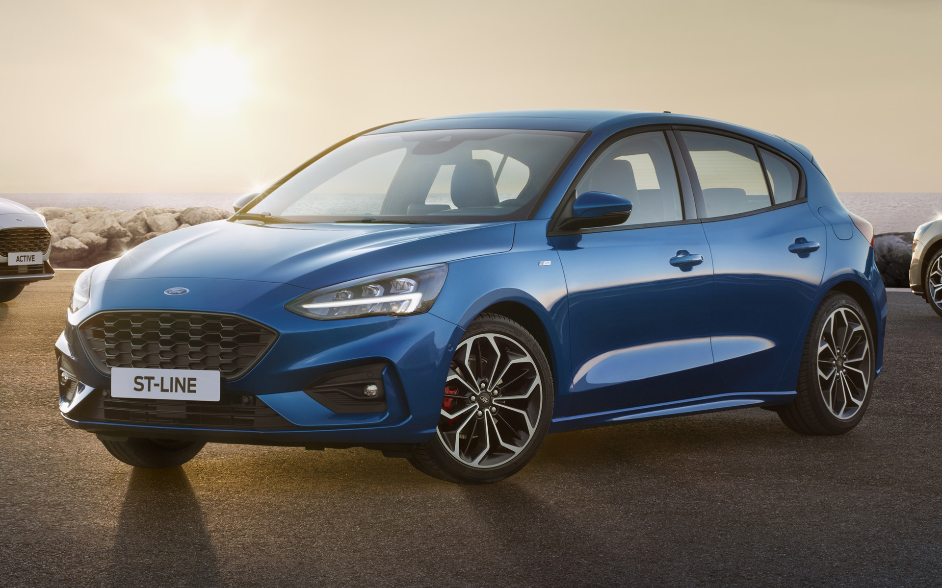 Ford Focus ST-Line (2018) Wallpapers and HD Images - Car Pixel