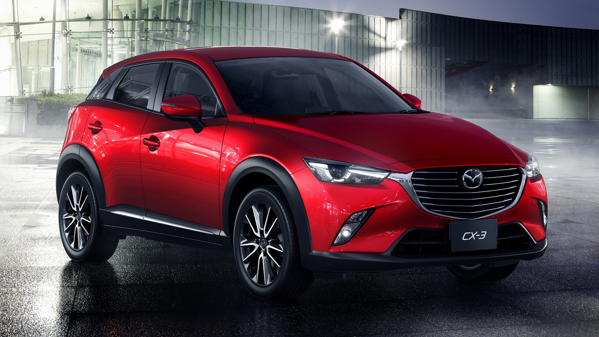 Dodge Ram 2015 >> 2015 Mazda CX-3 (JP) - Wallpapers and HD Images | Car Pixel