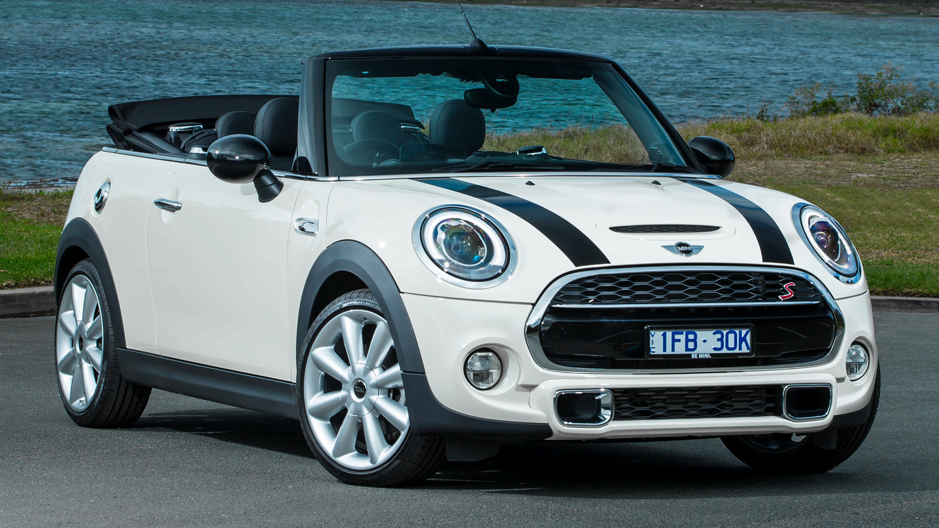 mini cooper s convertible 2016 au wallpapers and hd
