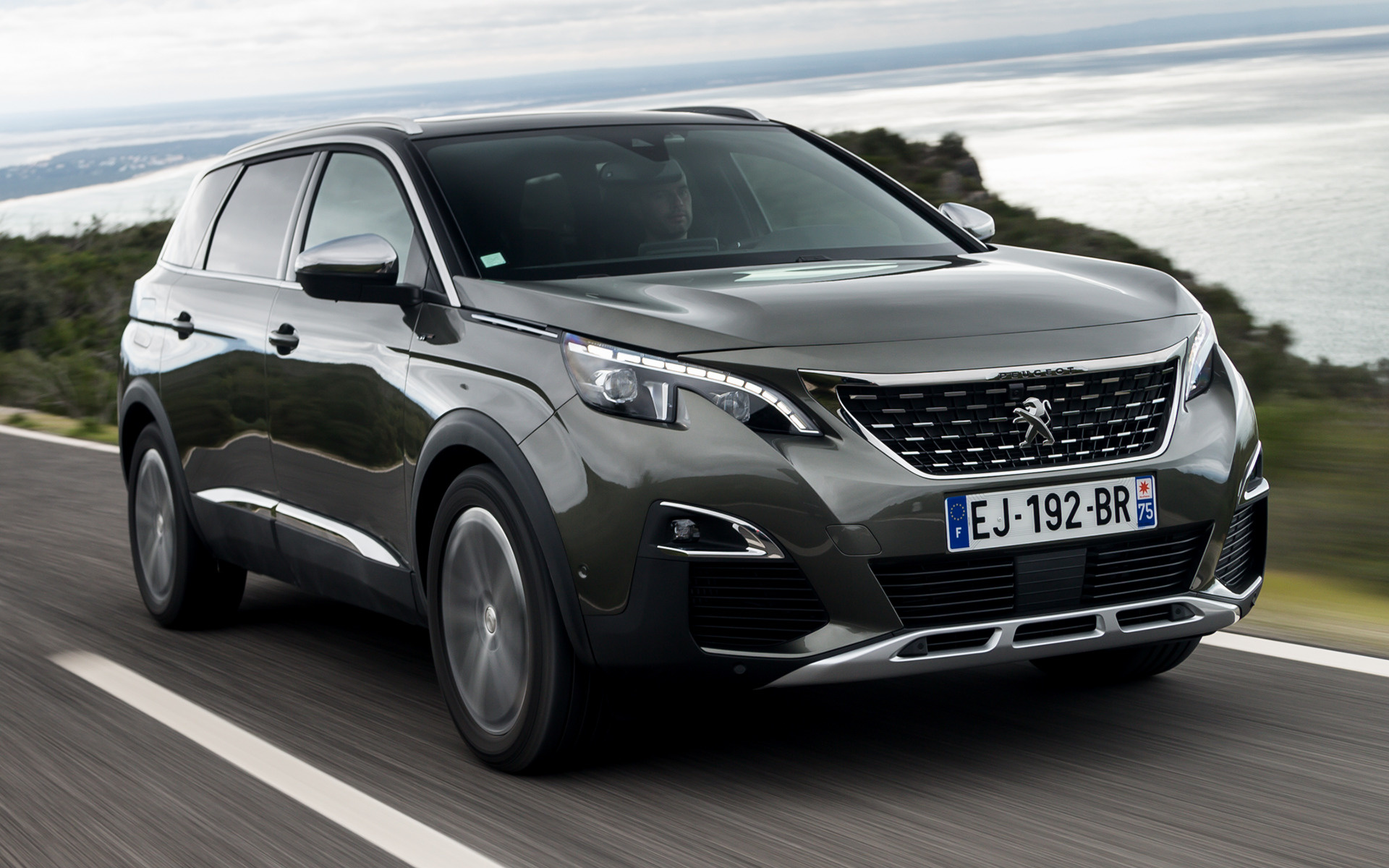 2017 Peugeot 5008 GT - Wallpapers and HD Images | Car Pixel