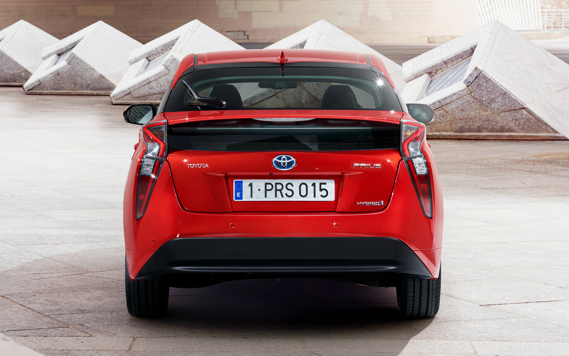Toyota Prius 2017 обзор #10