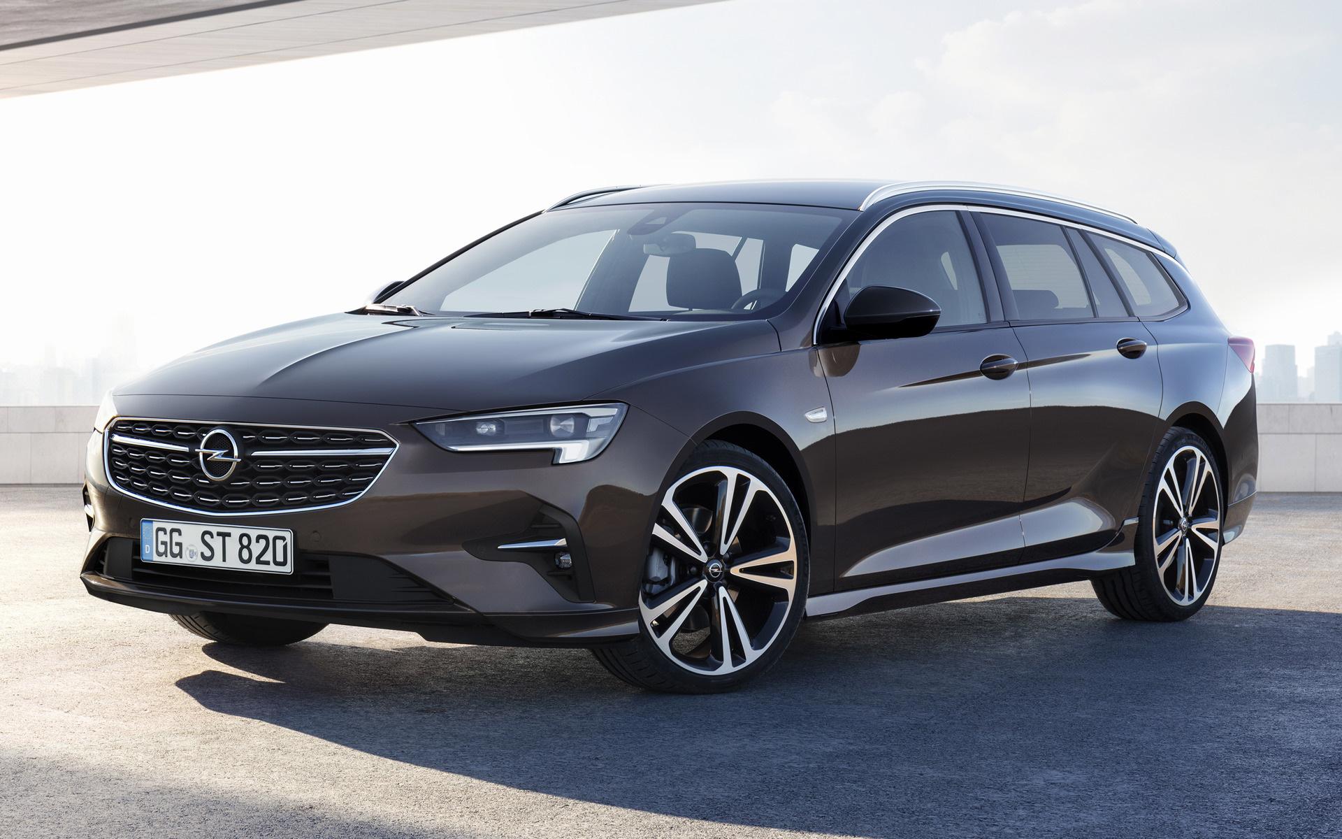 2020 Opel Insignia Sports Tourer - Hintergrundbilder und ...
