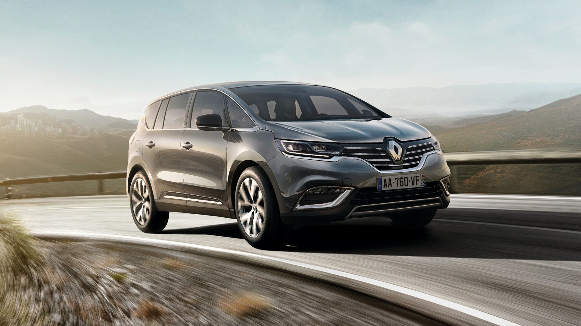 Dodge Ram 2017 >> 2015 Renault Espace - Wallpapers and HD Images | Car Pixel