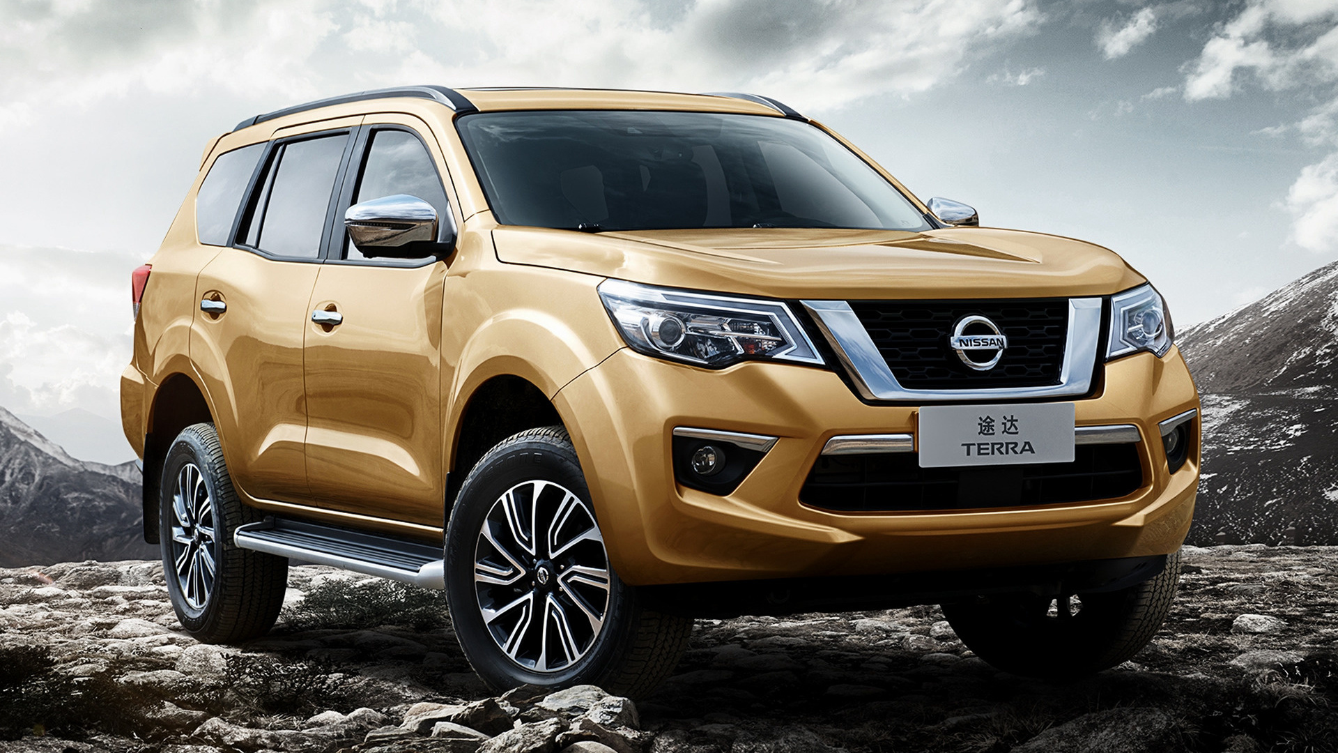 2018 Nissan Terra (CN) - Wallpapers and HD Images  Car Pixel Review