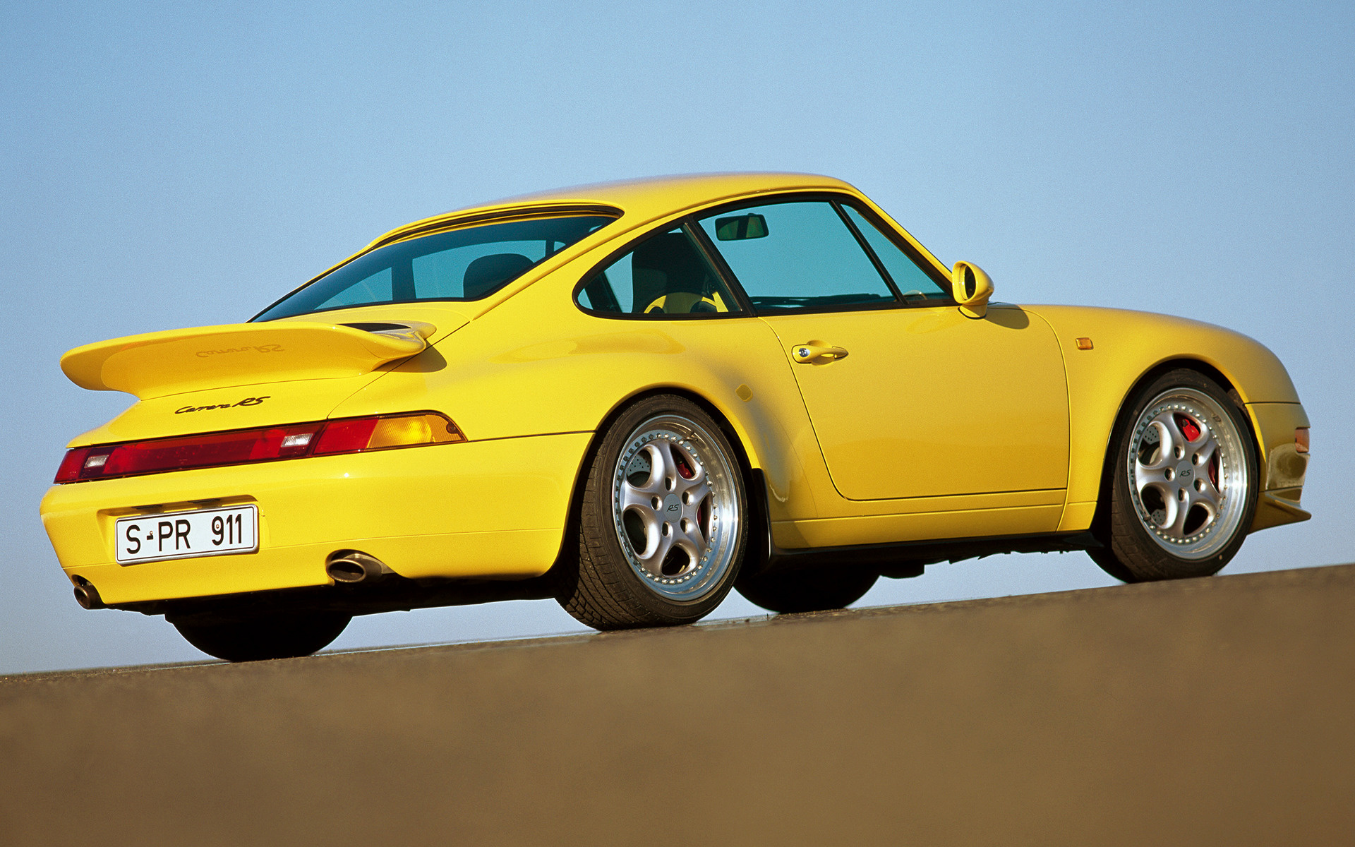 Porsche 911 Carrera Rs 1995 Wallpapers And Hd Images