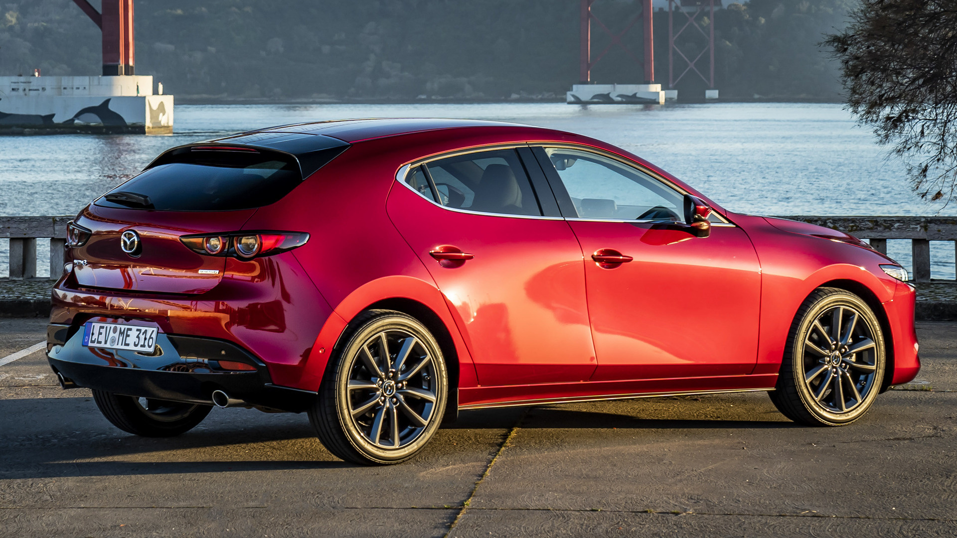 2019 Mazda3 Wallpapers And Hd Images Car Pixel