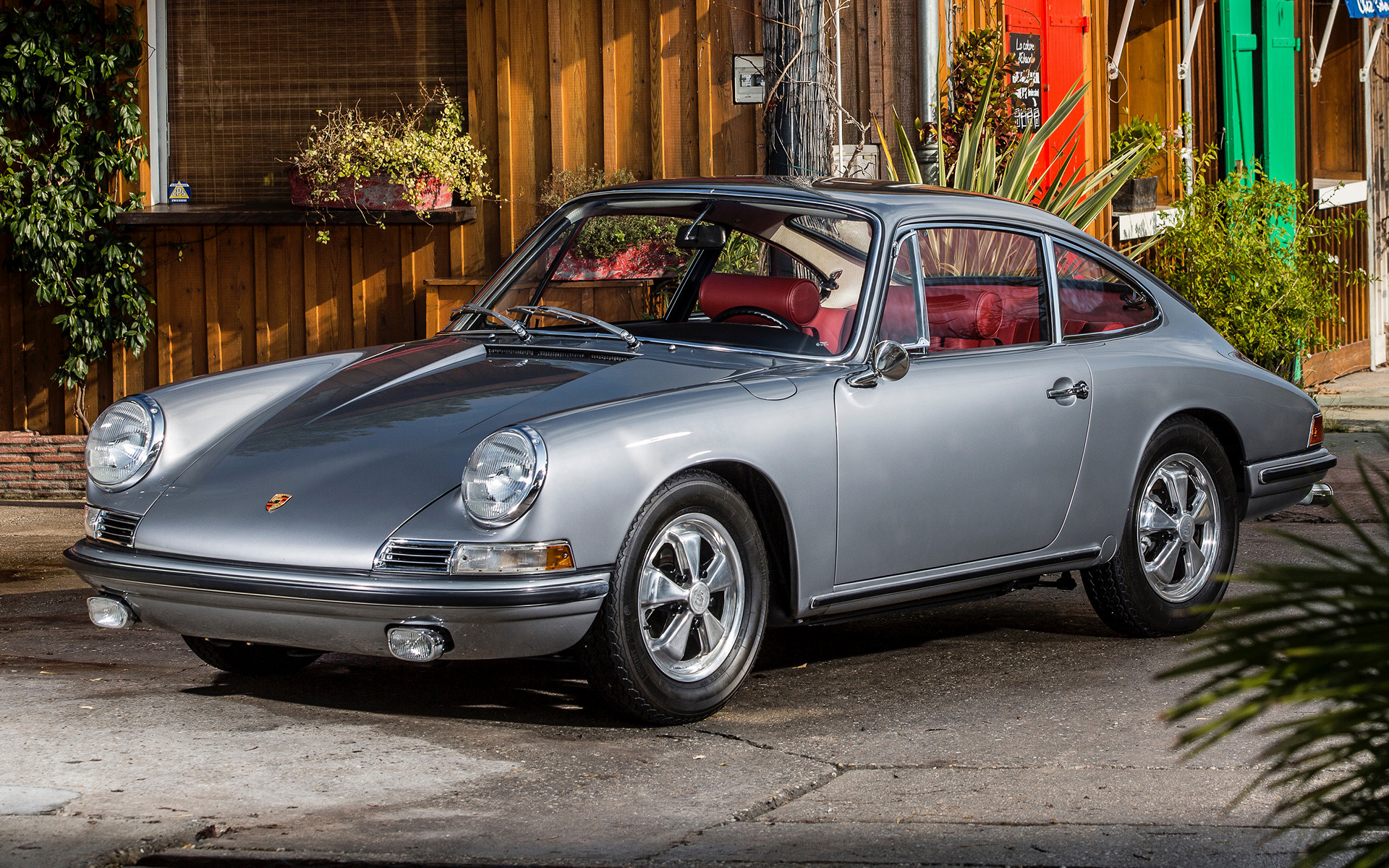 Who Makes Cadillac >> Porsche 911 S (1966) Wallpapers and HD Images - Car Pixel