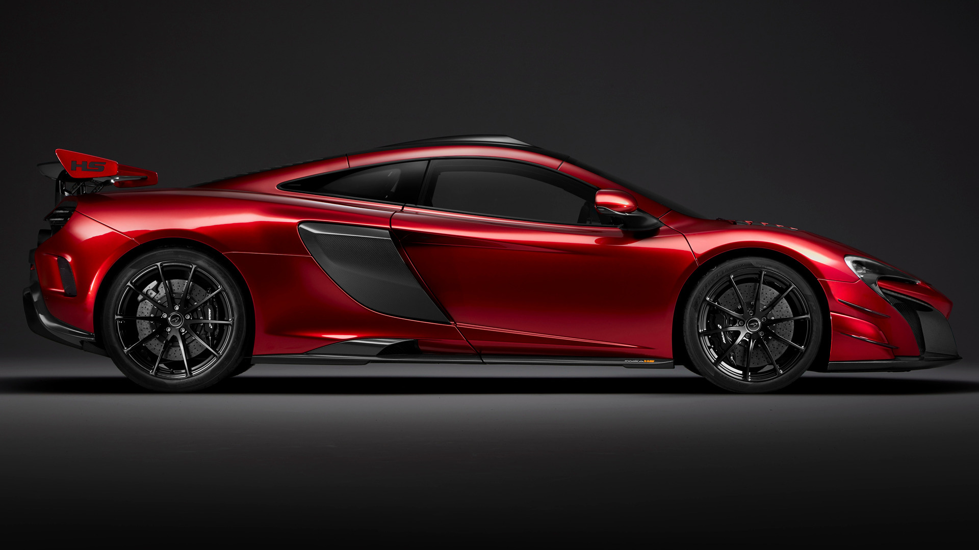 McLaren MSO HS (2016) Wallpapers and HD Images - Car Pixel