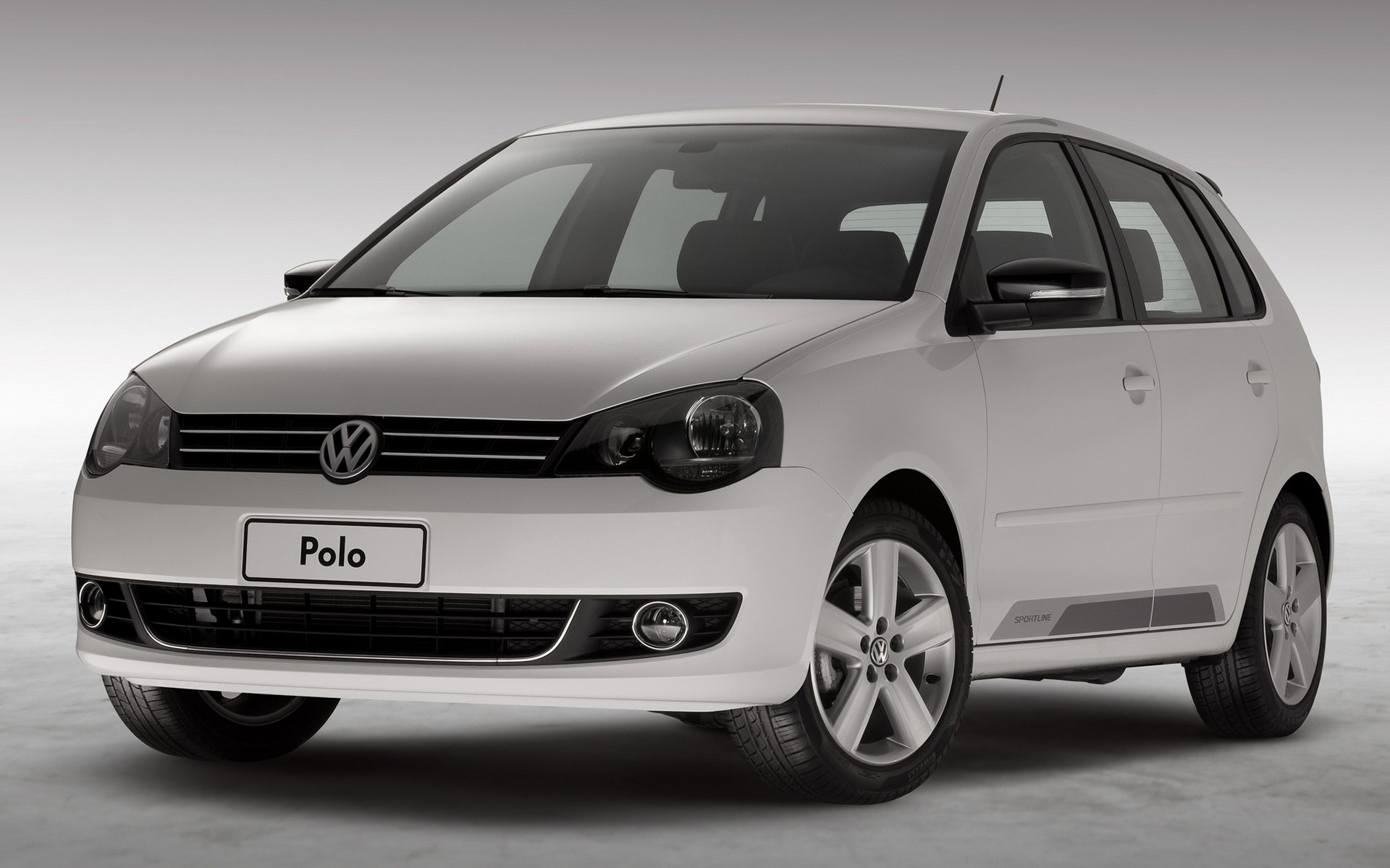 2011 Volkswagen Polo 5-door (BR) - Wallpapers and HD