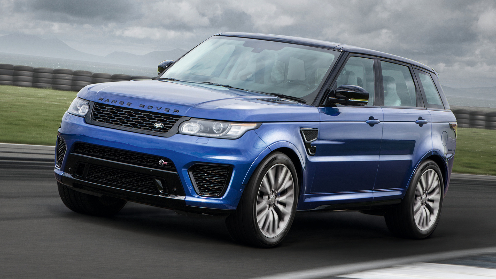 Range Rover Sport Svr 2015 Wallpapers And Hd Images Car Pixel