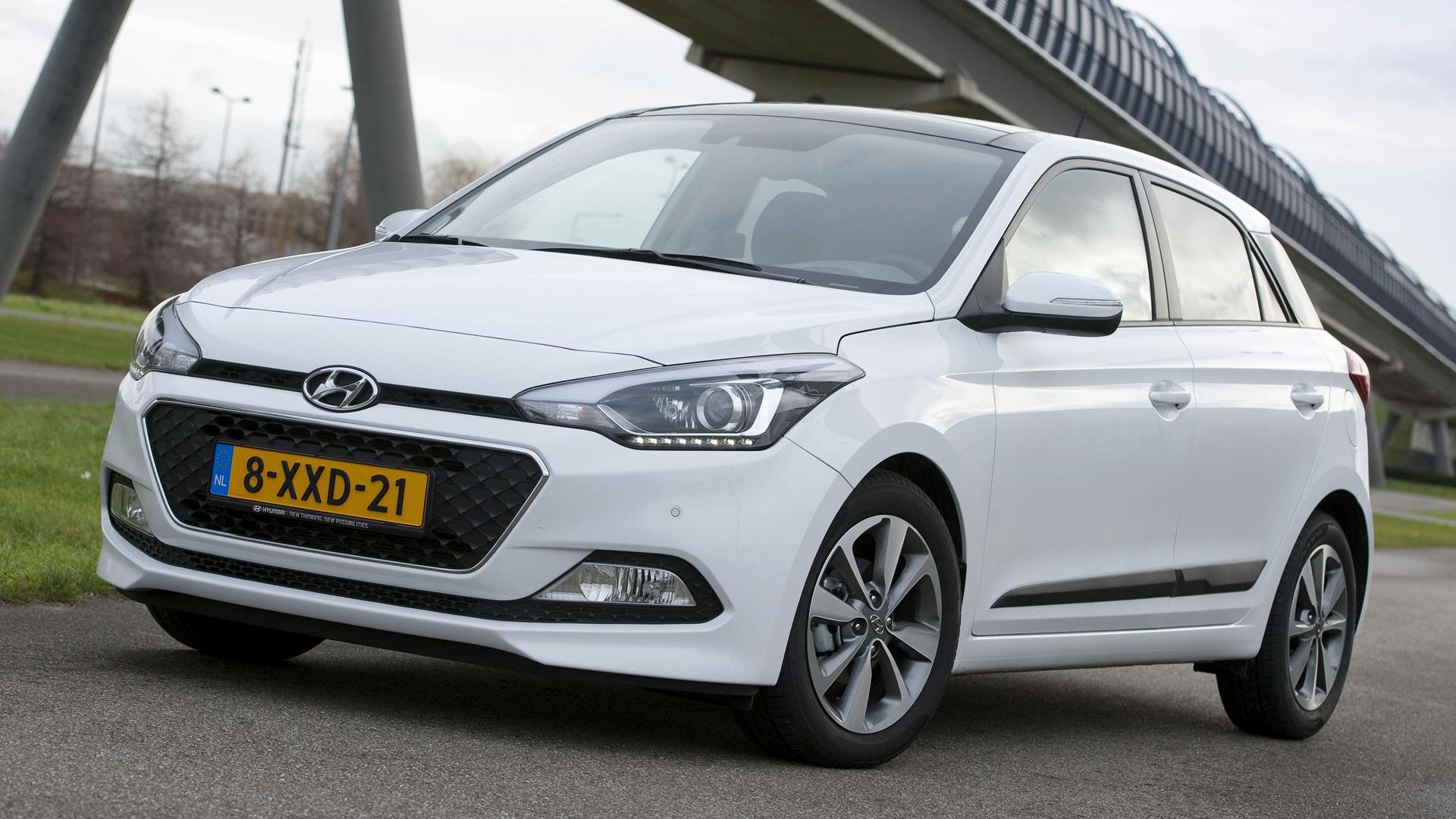 Hyundai I20 Blue 2014 Wallpapers And Hd Images Car Pixel