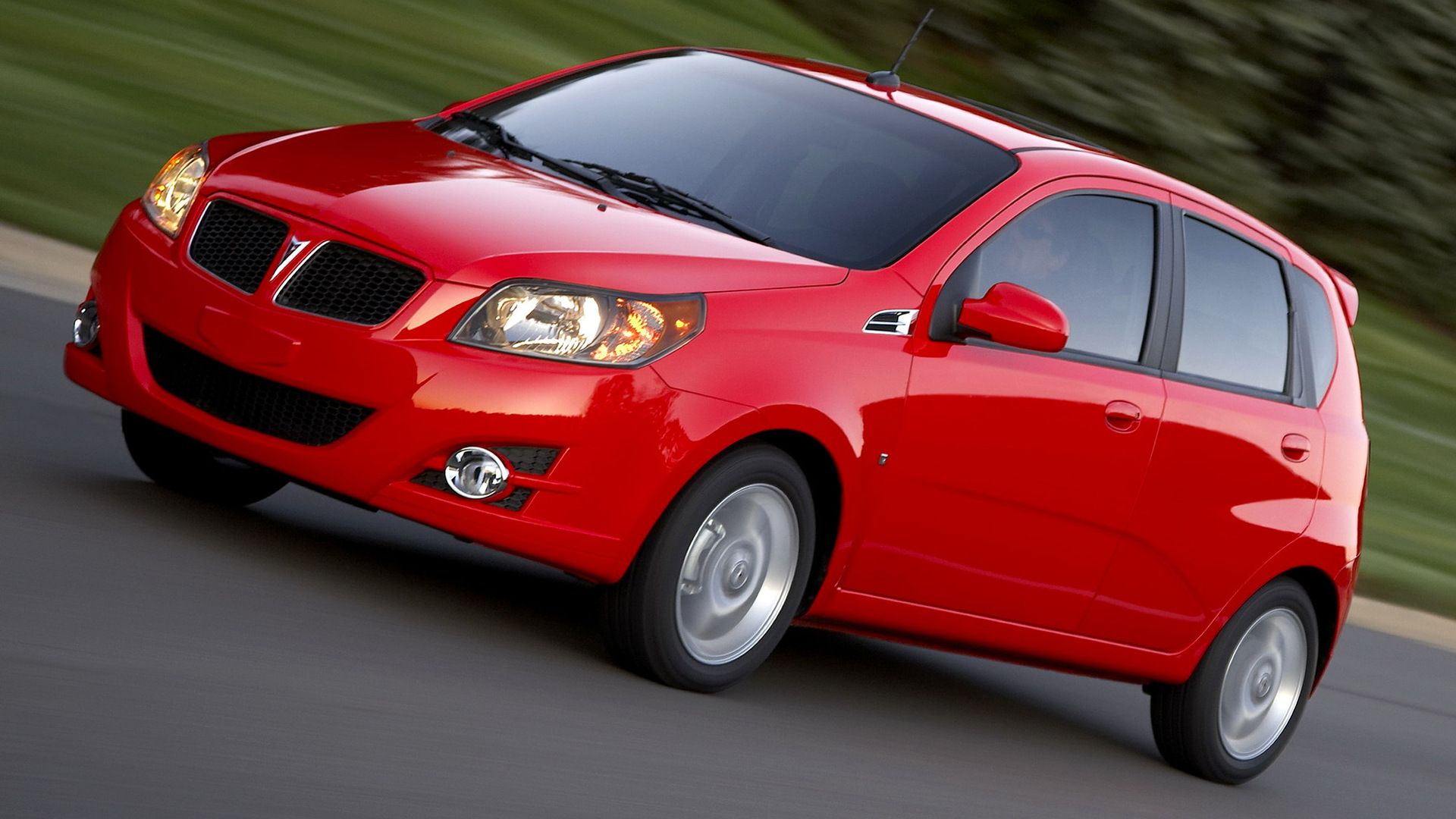 Pontiac G3 Hatchback 2008 Wallpapers And Hd Images Car