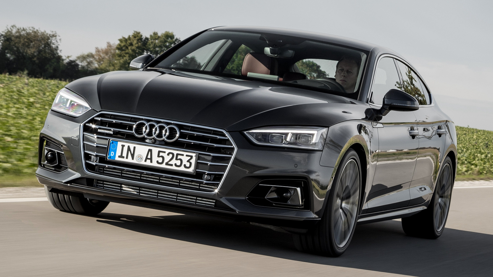 Audi A5 Sportback 2016 Wallpapers And Hd Images Car Pixel