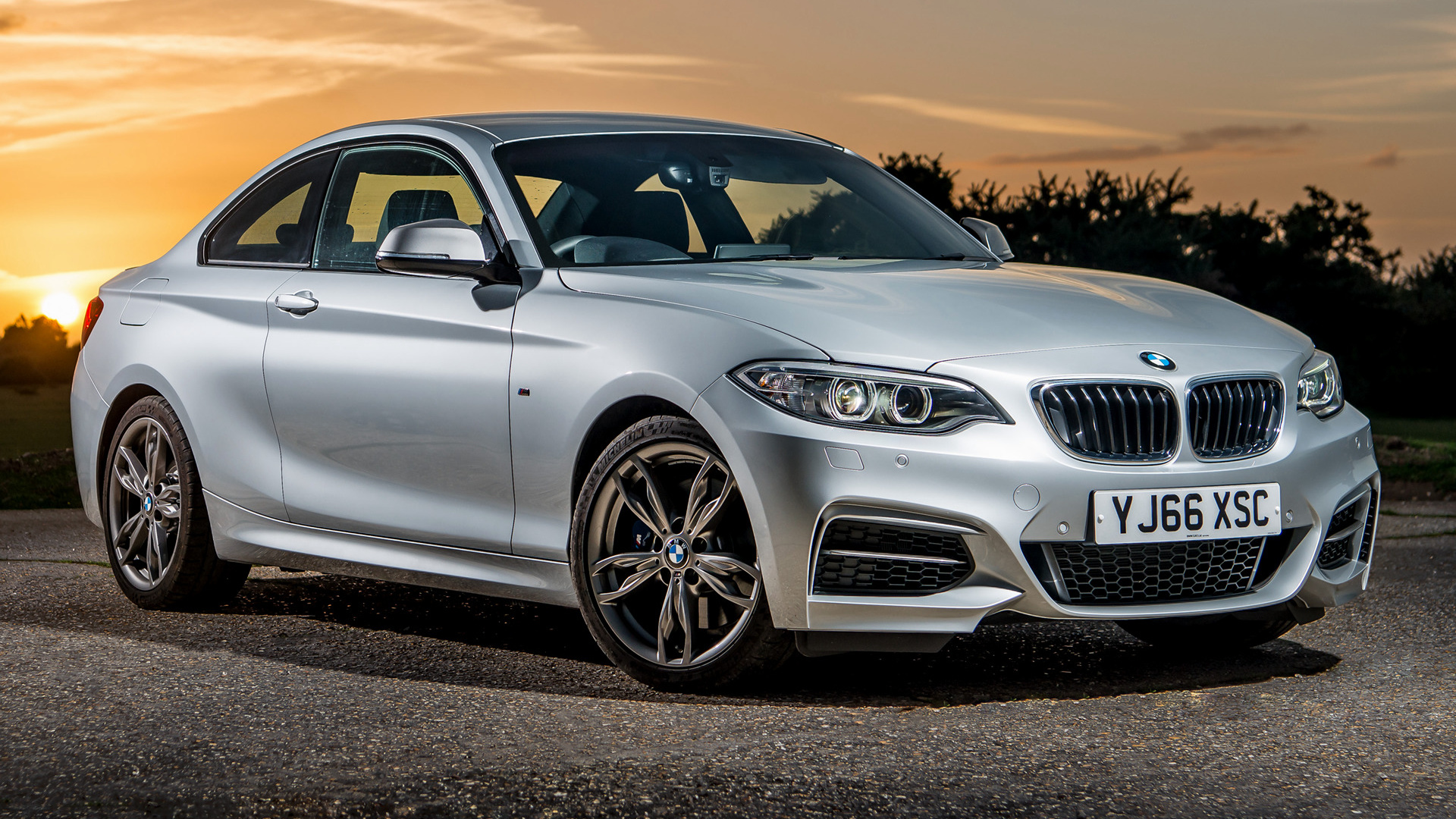 BMW M240i Coupe (2016) UK Wallpapers and HD Images - Car Pixel