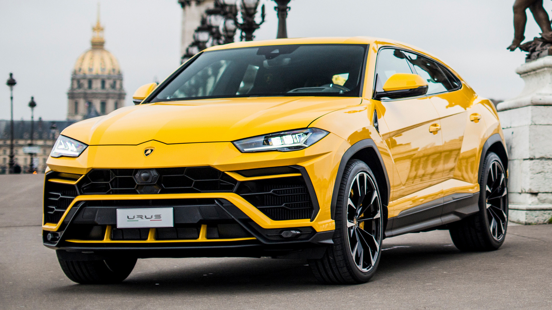 lamborghini urus (2018) wallpapers and hd images - car pixel