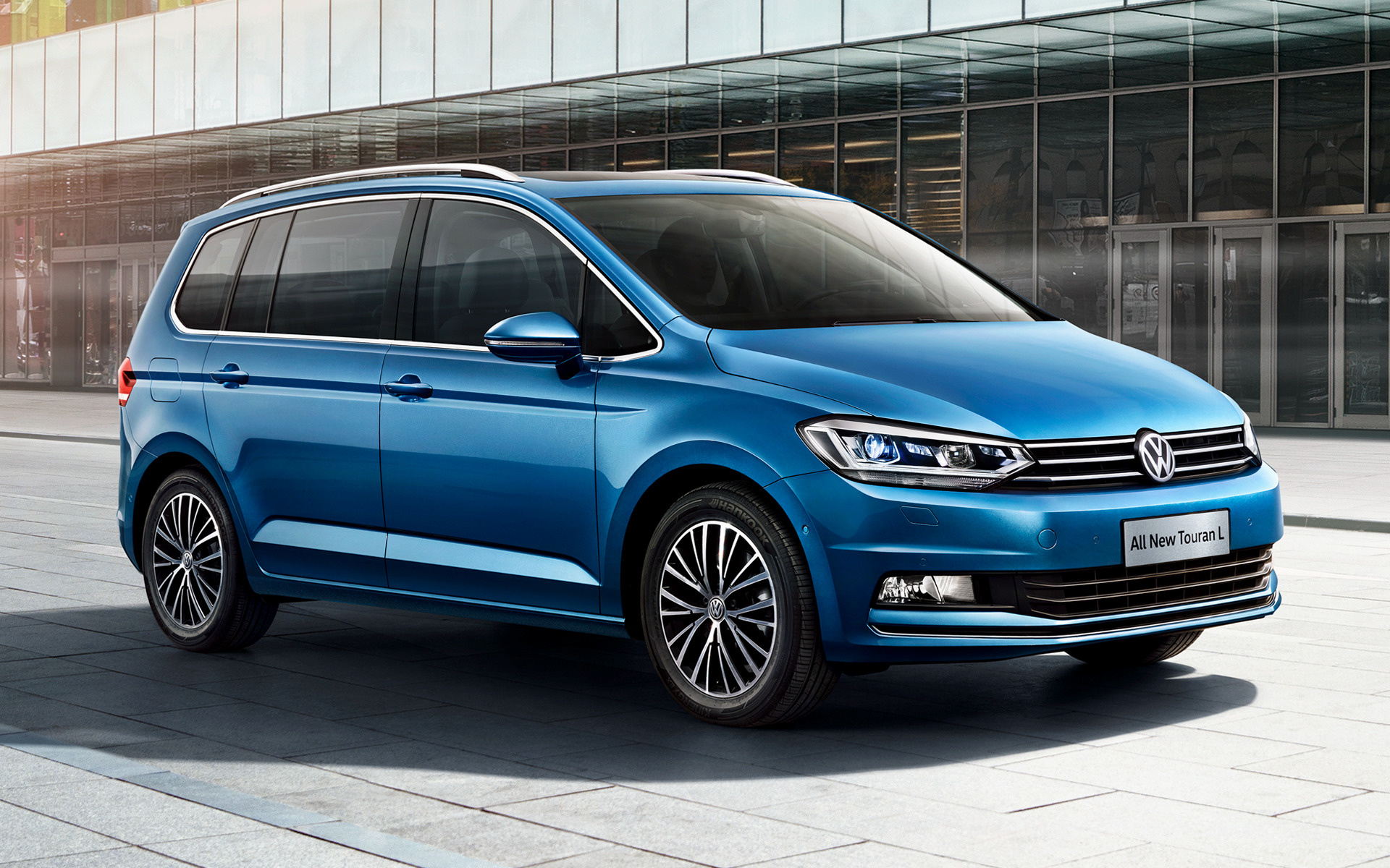 Volkswagen Touran L 2016 Cn Wallpapers And Hd Images Car Pixel