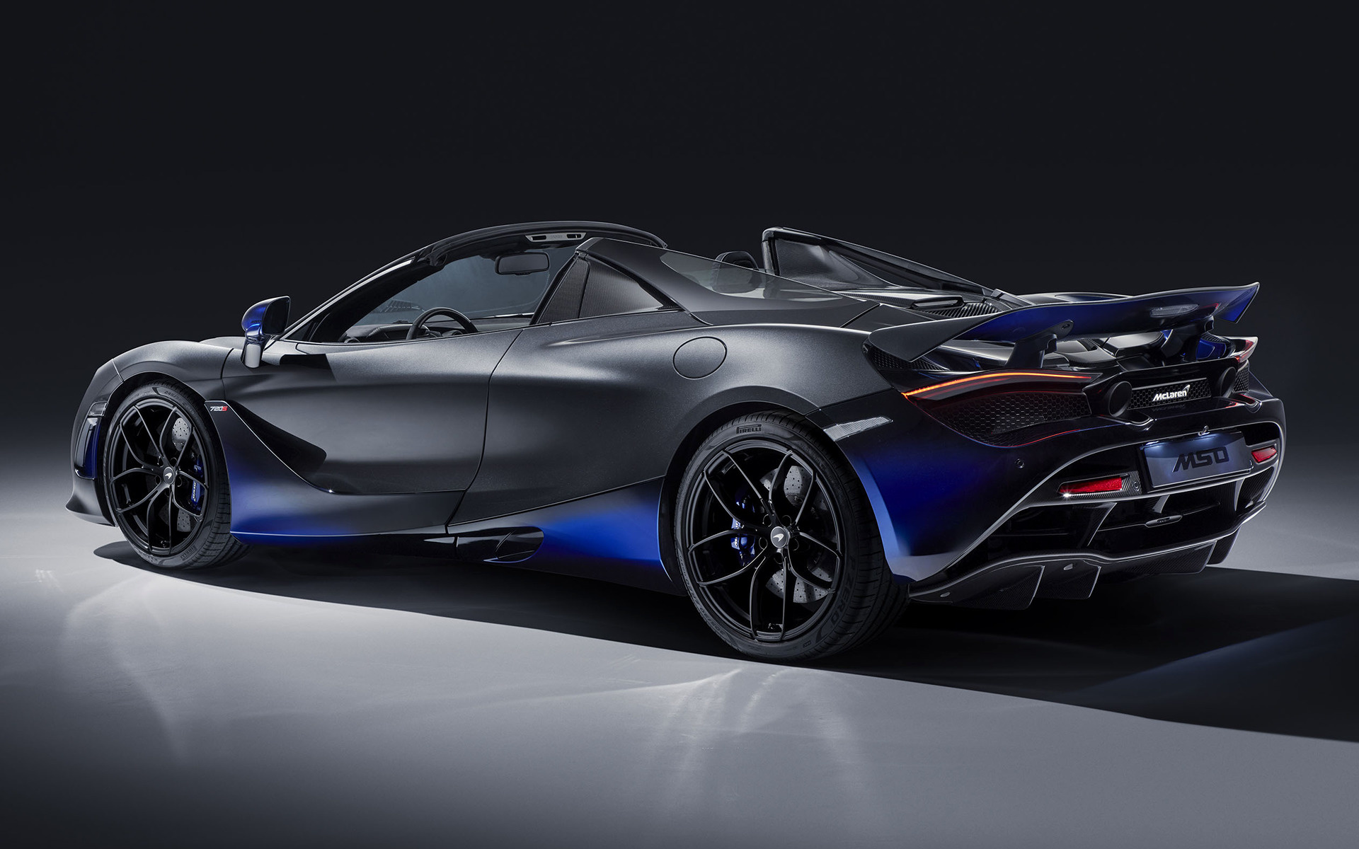 2019 Mclaren 720s Spider By Mso Fonds D 233 Cran Et Images