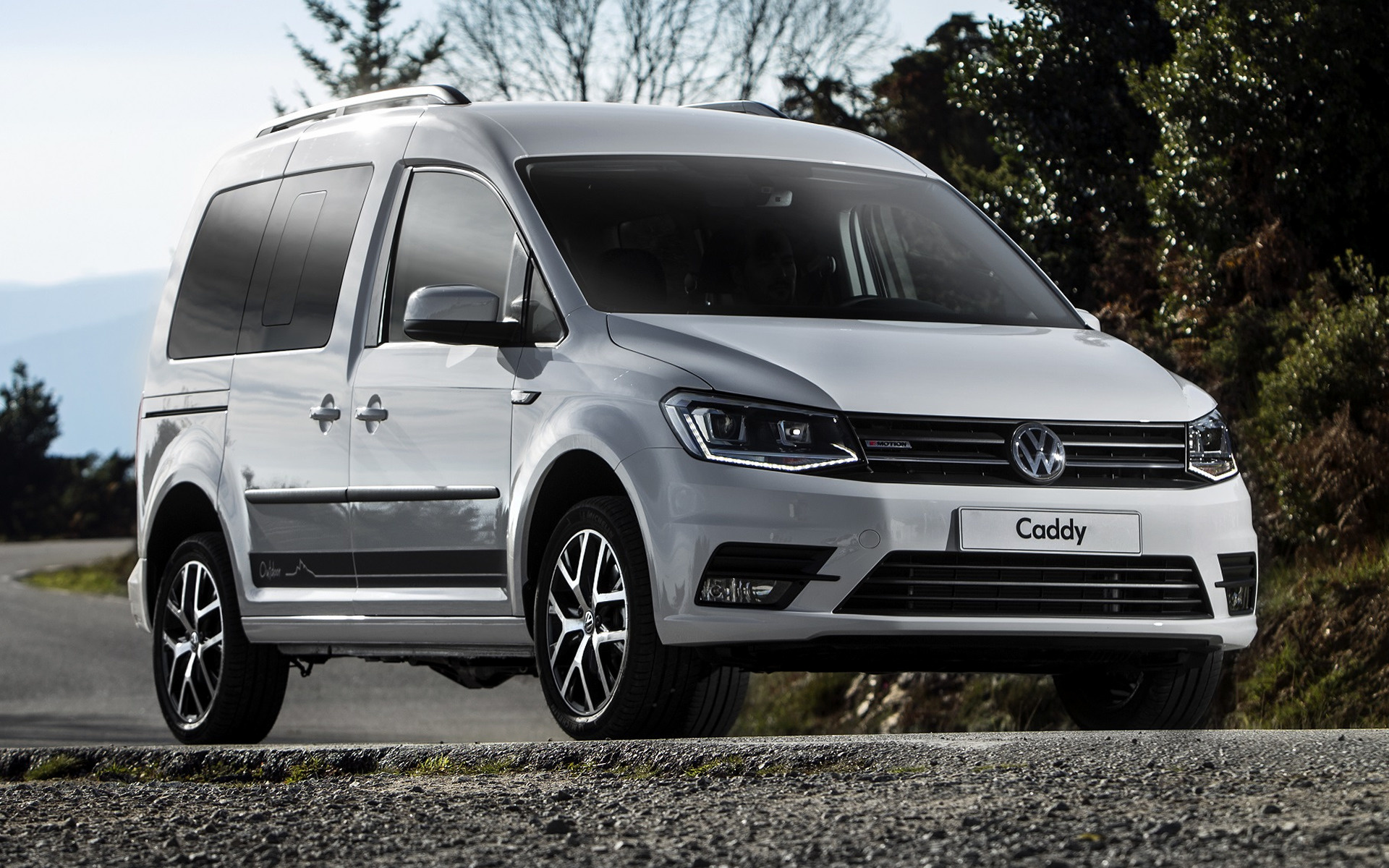 Volkswagen Caddy Outdoor 2015 Wallpapers And Hd Images