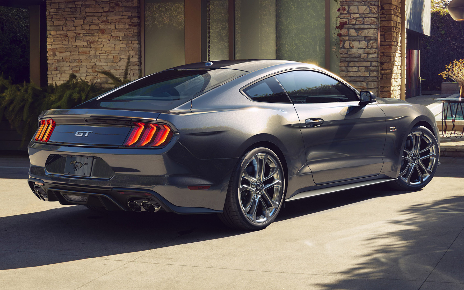 2018 Ford Mustang GT - Wallpapers and
