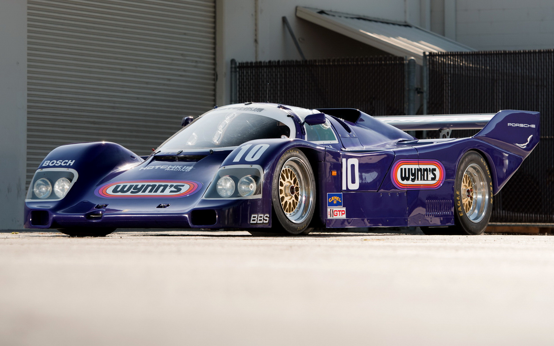 Porsche 962 F01 1986 Wallpapers And Hd Images Car Pixel