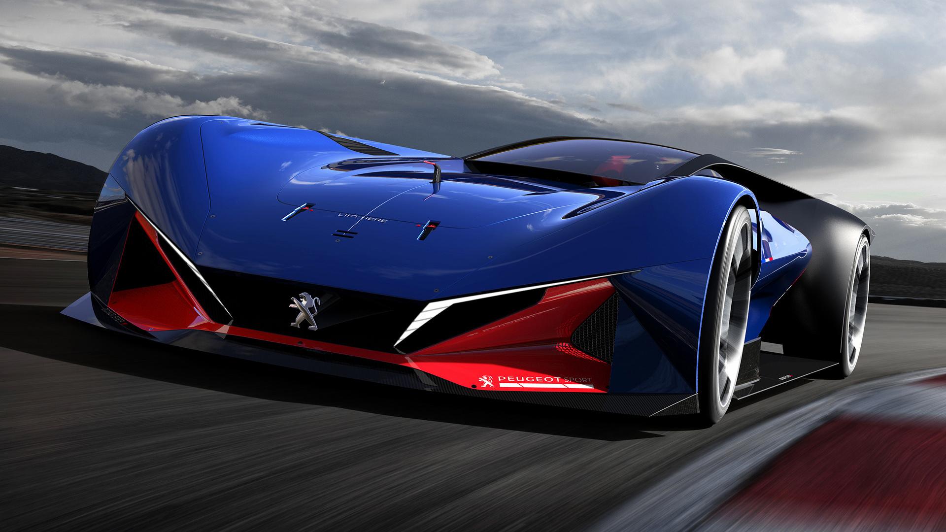 2016 Peugeot L500 R HYbrid Concept