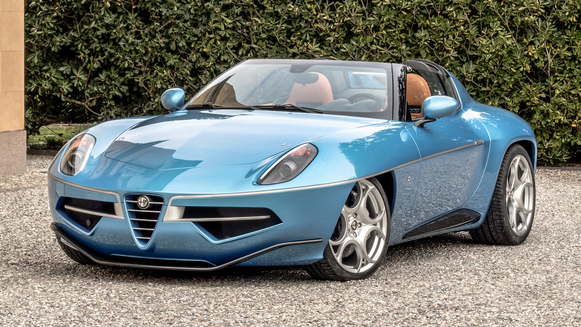 2016 Alfa Romeo Disco Volante Spyder 1 Wallpapers And