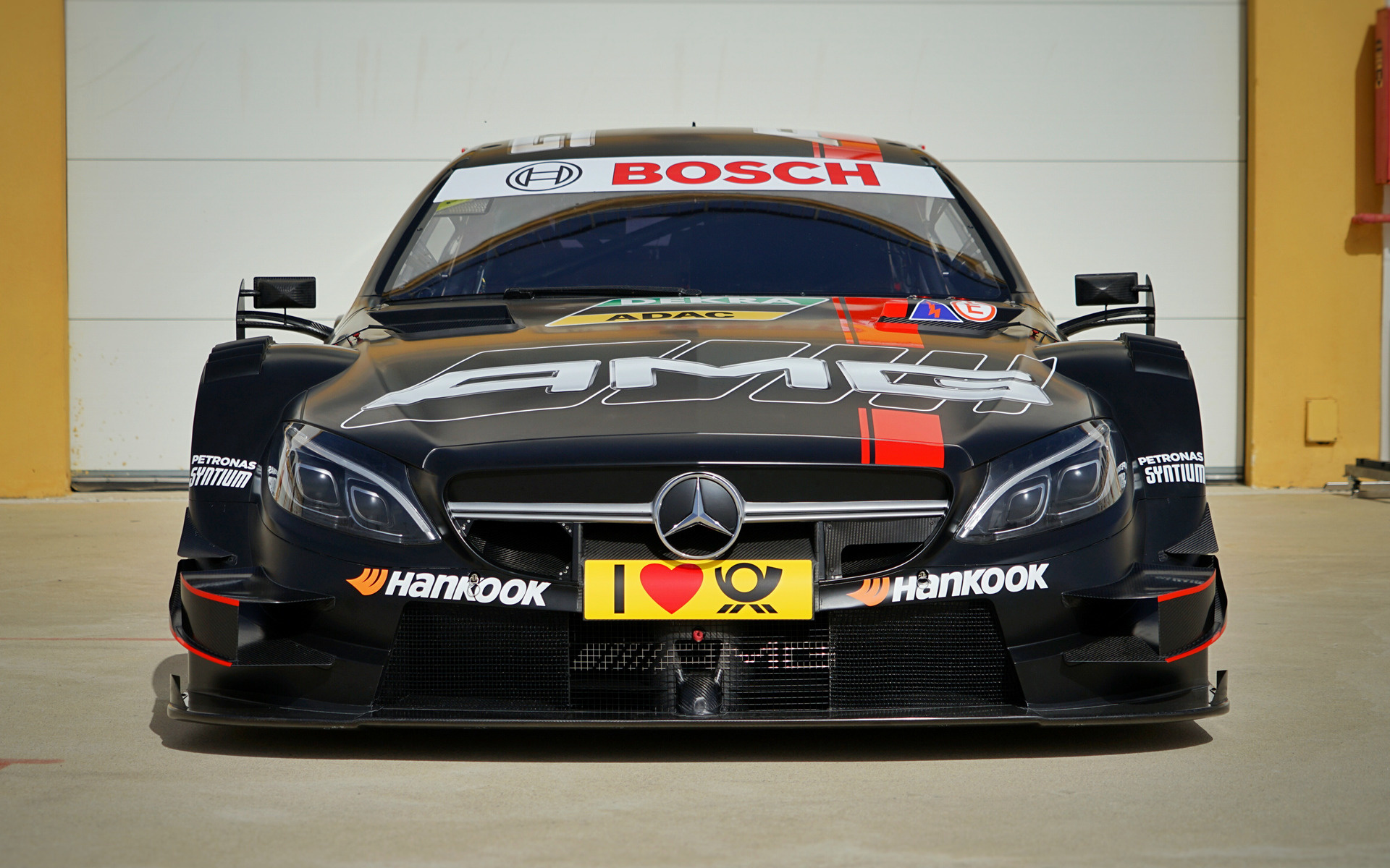 Mercedes-AMG C 63 DTM (2016) Wallpapers and HD Images ...