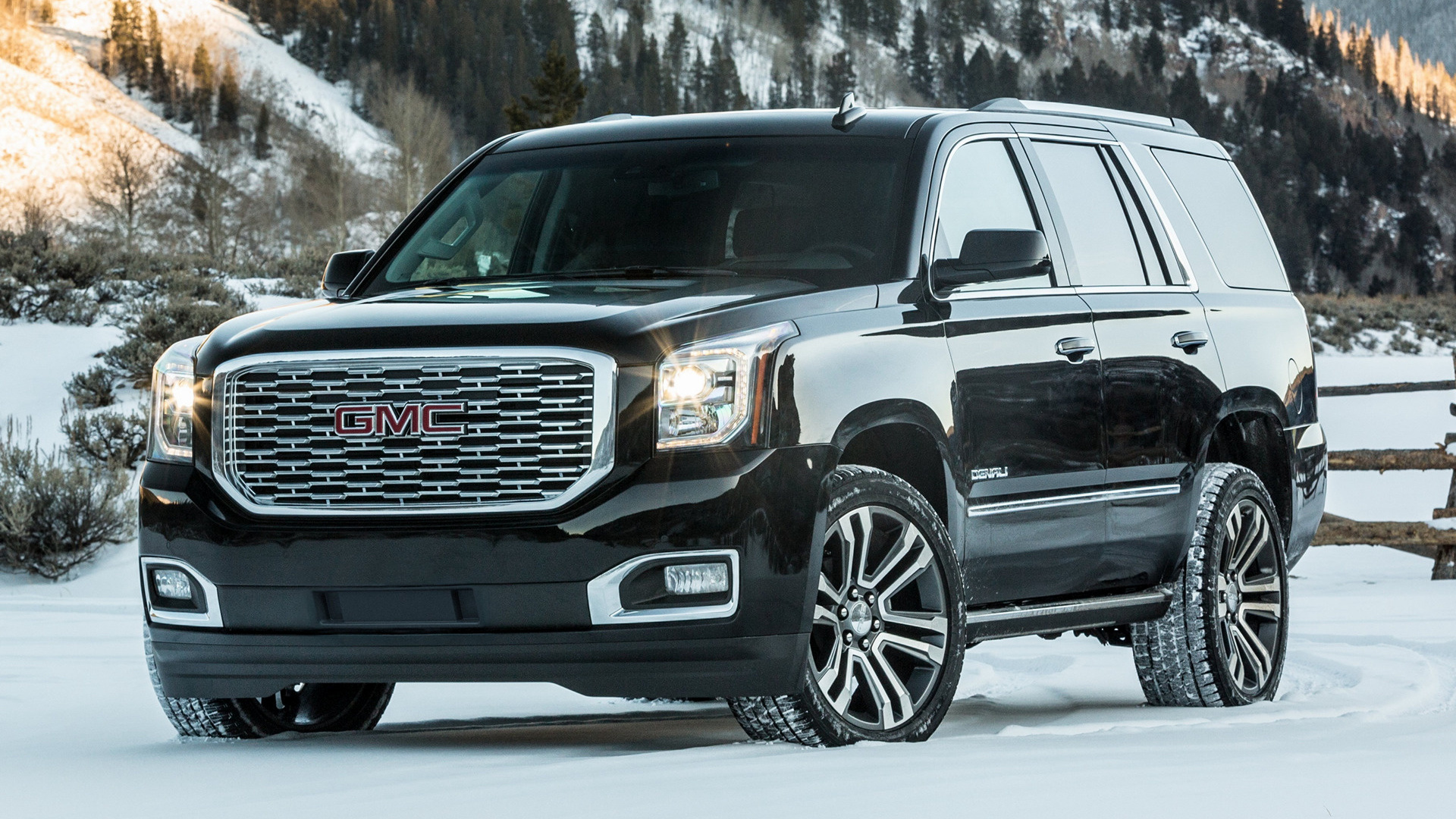 2018 Gmc Yukon Denali Wallpapers And Hd Images Car Pixel