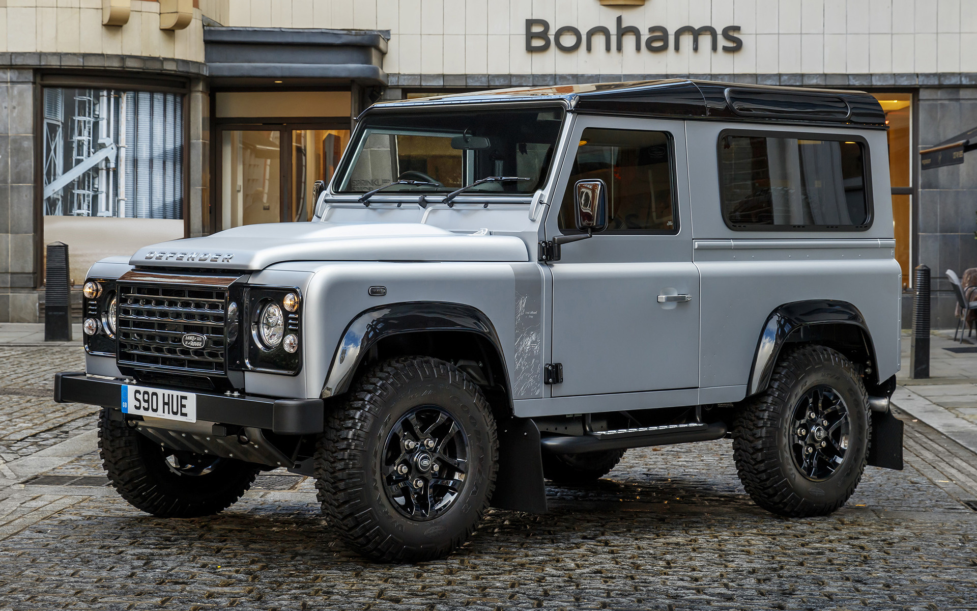 2015 Land Rover Defender 2,000,000 (UK) - Wallpapers and ...