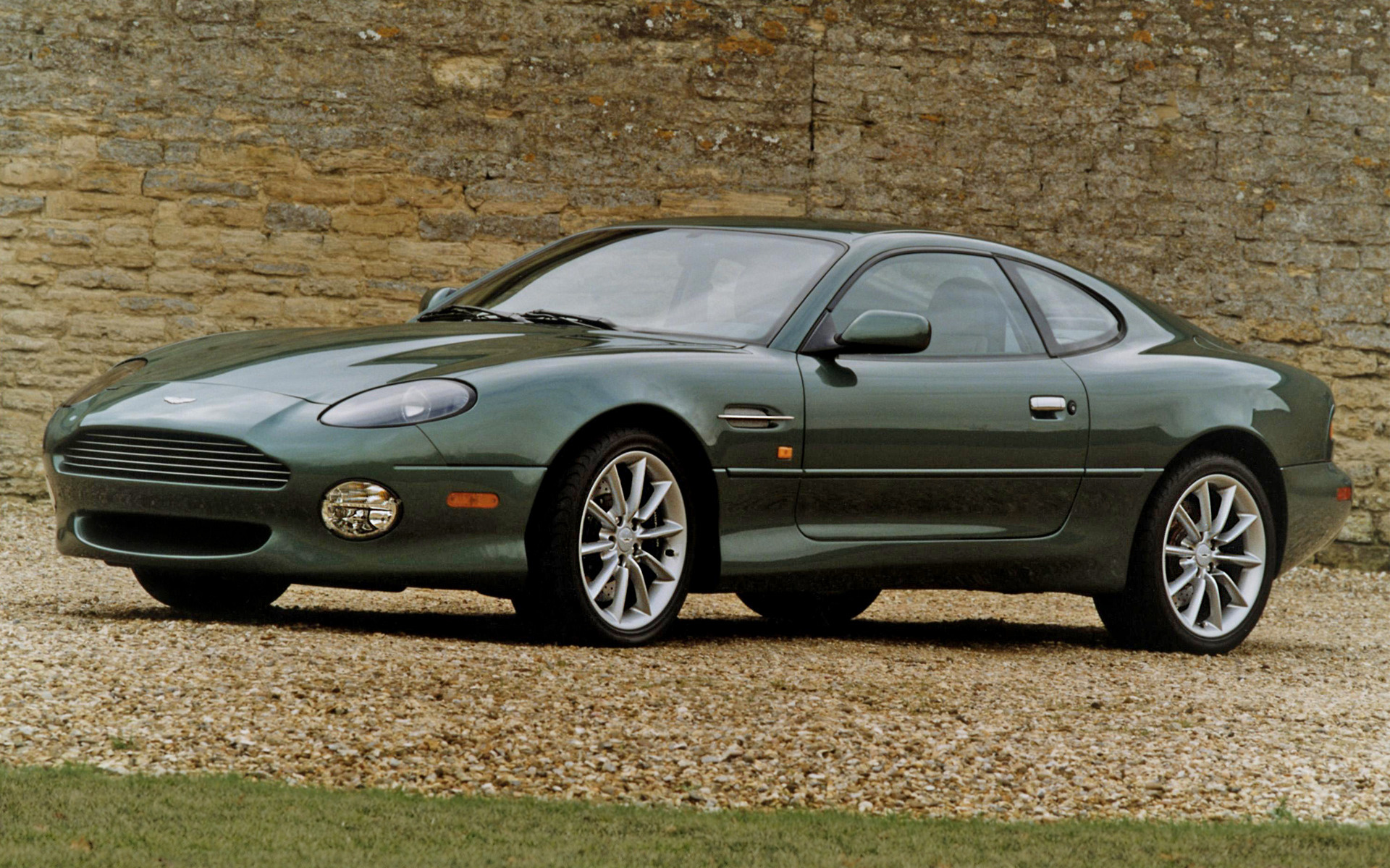 Aston Martin DB7 Vantage (1999) US Wallpapers And HD