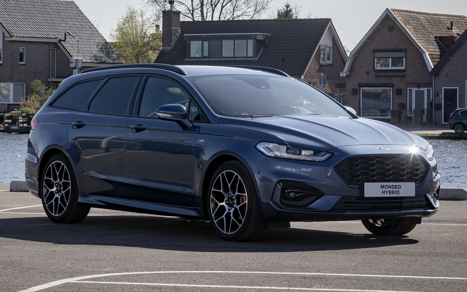 2019 Ford Mondeo Hybrid Turnier St Line Wallpapers And