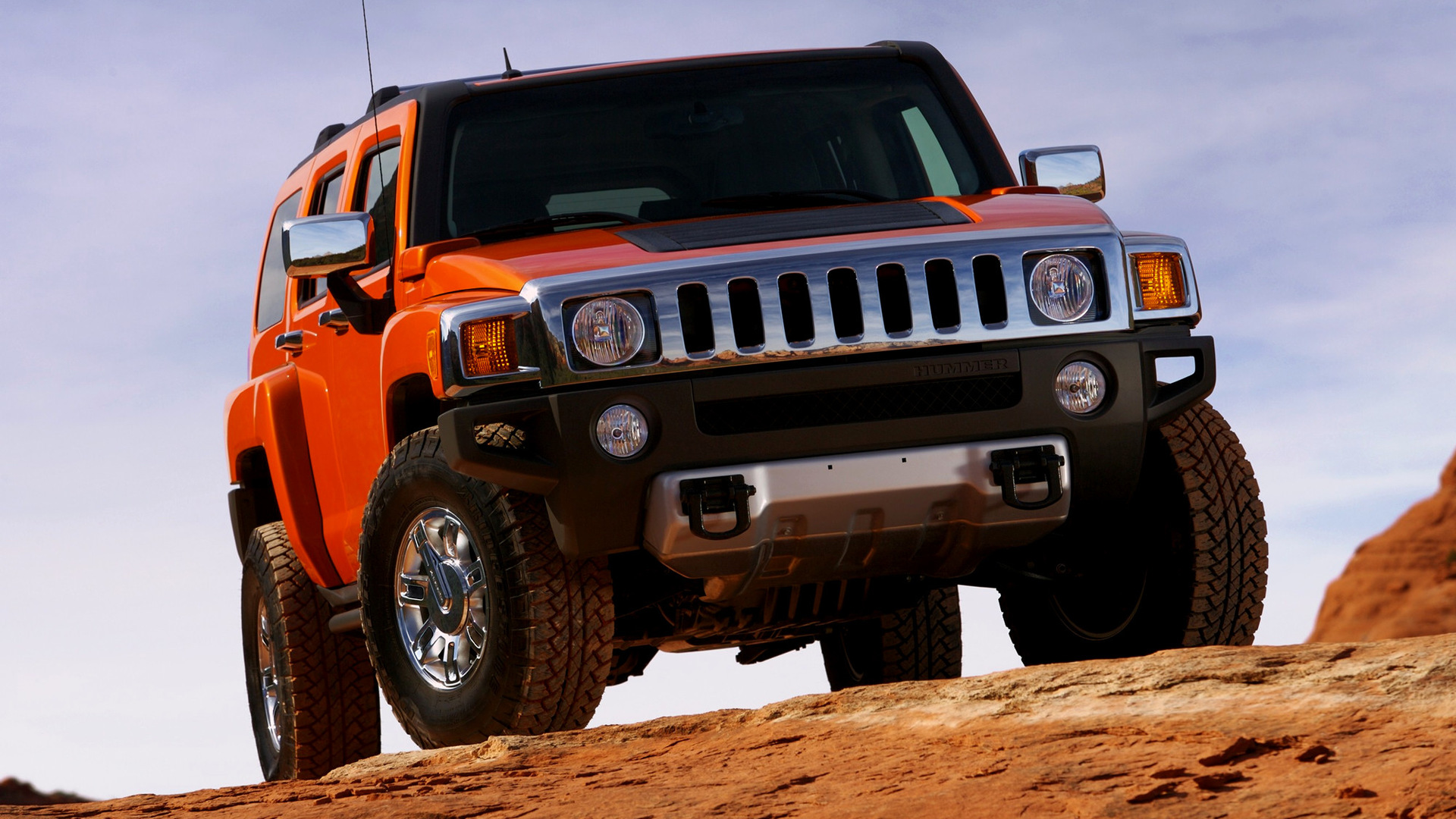 hummer h3 alpha (2008) wallpapers and hd images - car pixel