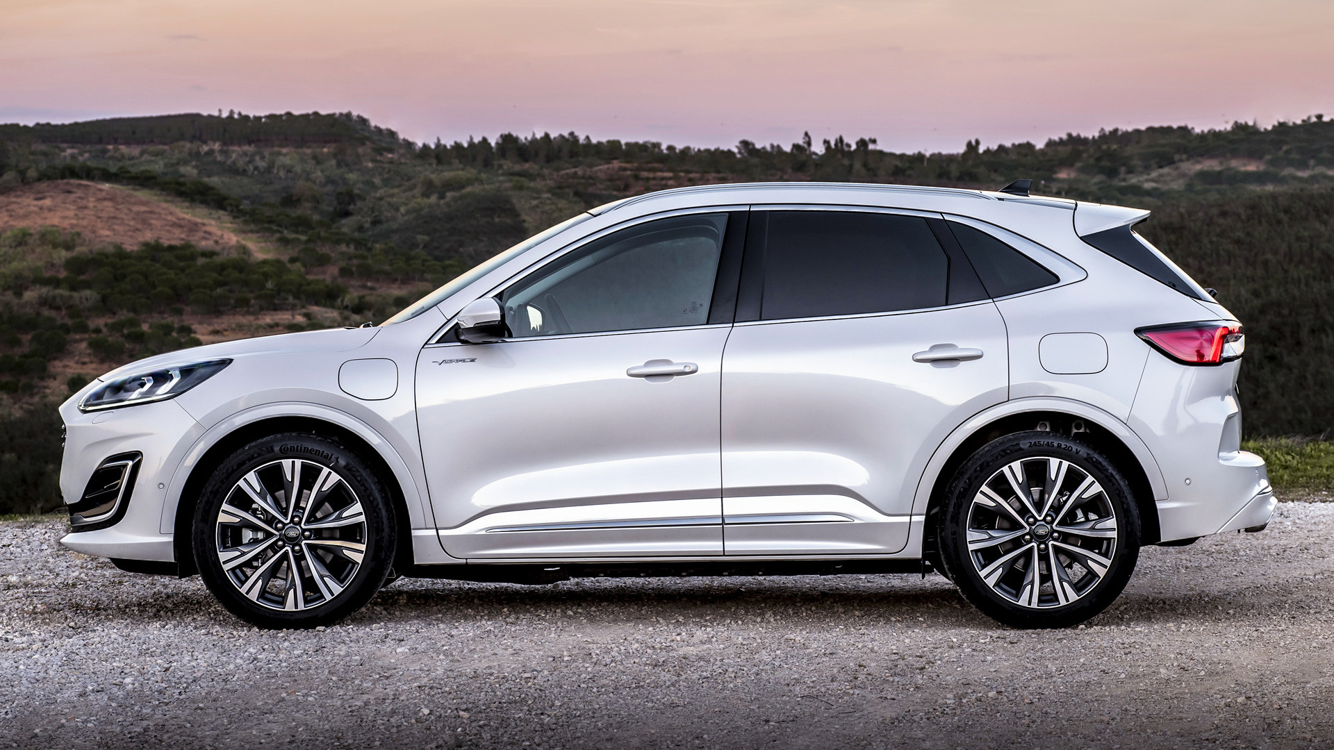 2020 ford kuga vignale plug-in hybrid - wallpapers and hd