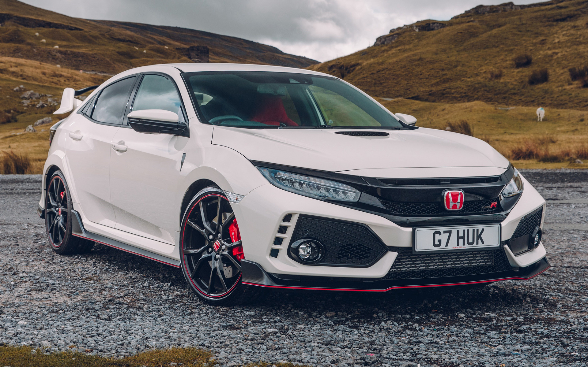 2017 Honda Civic Type R (UK) - Wallpapers and HD Images ...