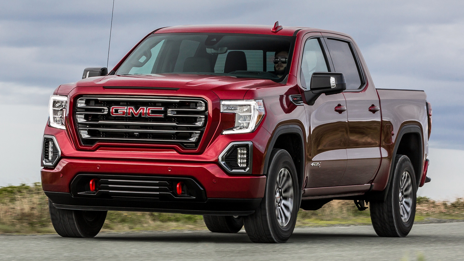 2019 GMC Sierra AT4 Crew Cab - Wallpapers and HD Images ...