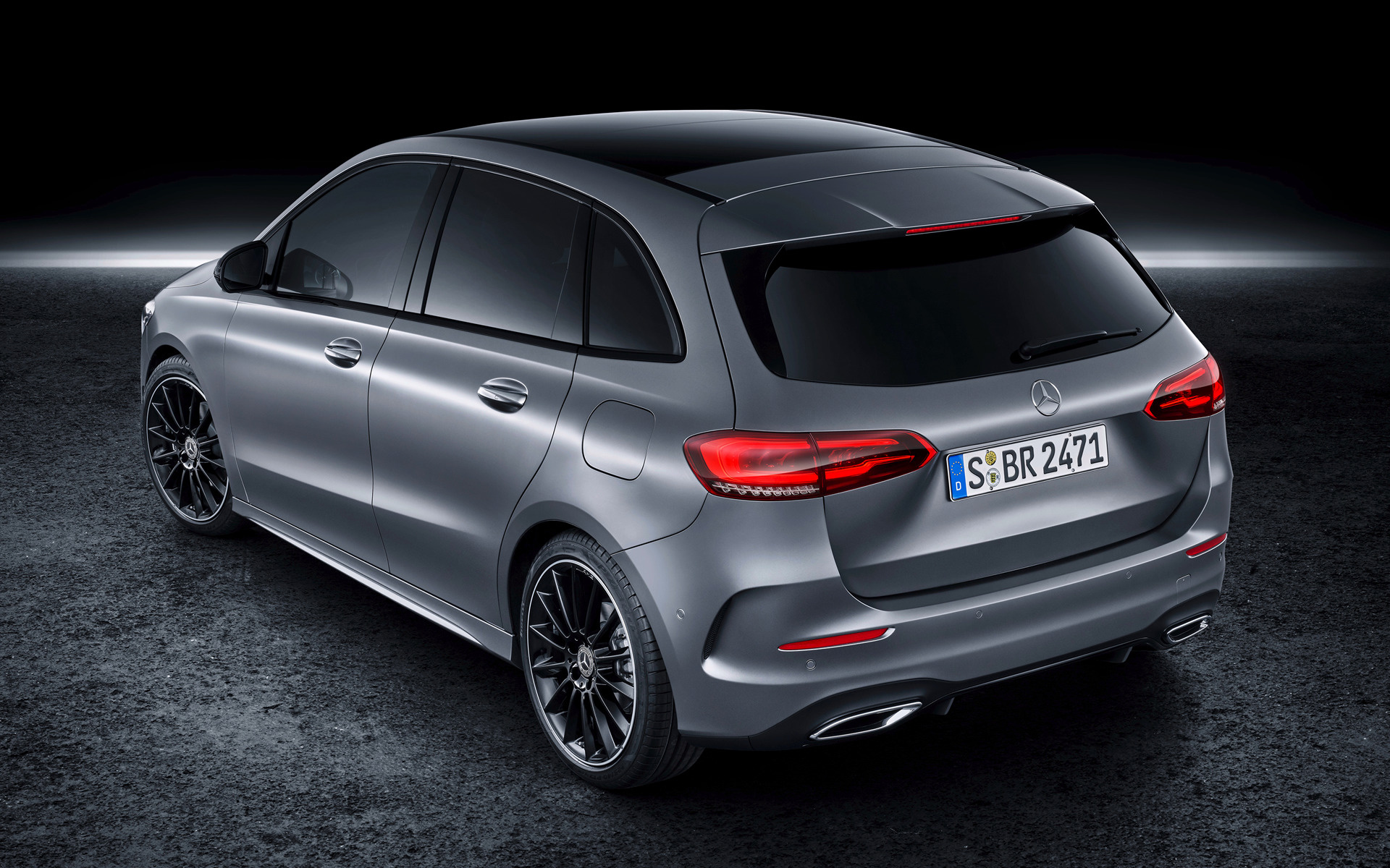 Mercedes-Benz B-Class AMG Line (2019) Wallpapers and HD Images - Car Pixel