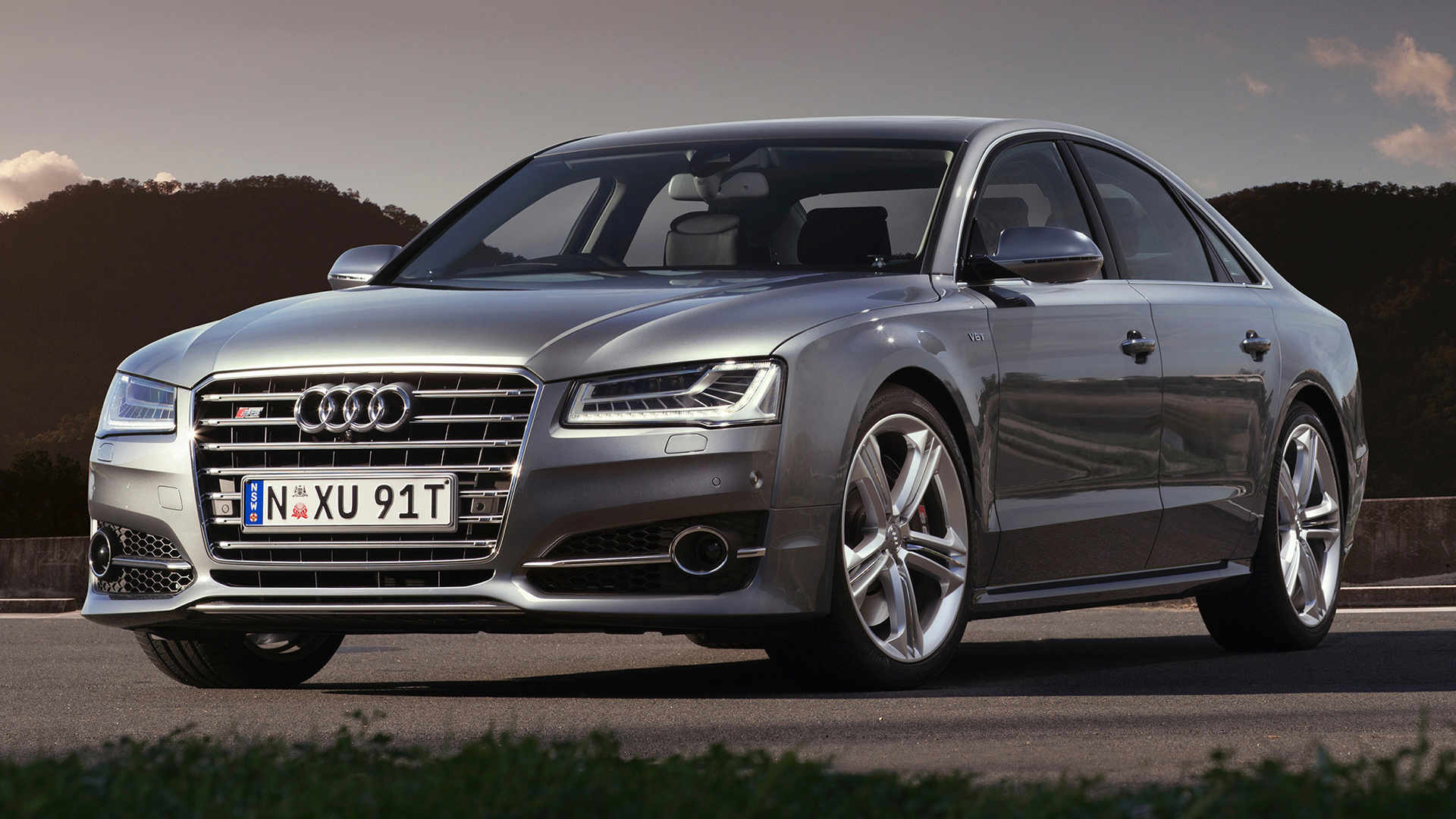 Audi S8 (2014) AU Wallpapers And HD Images