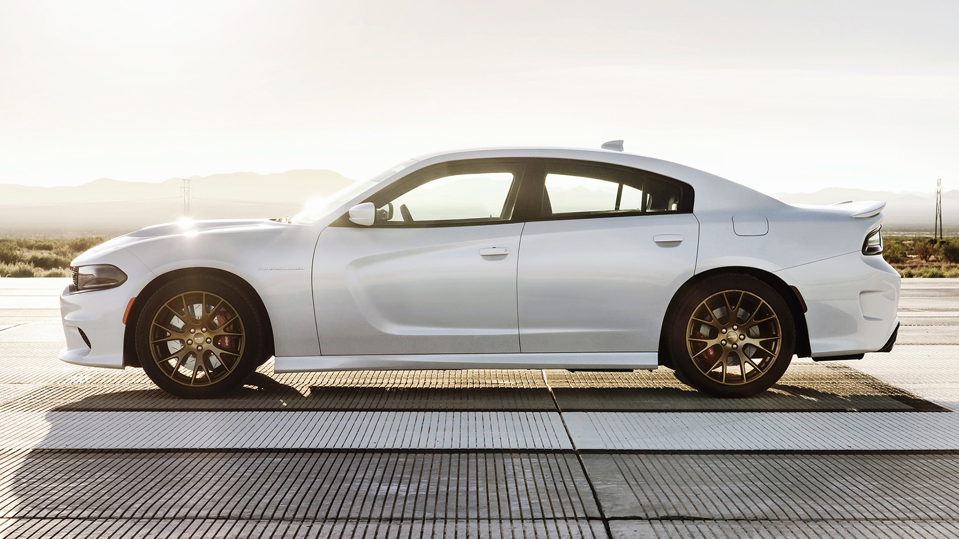 Dodge Charger SRT Hellcat (2015) Wallpapers and HD Images - Car Pixel
