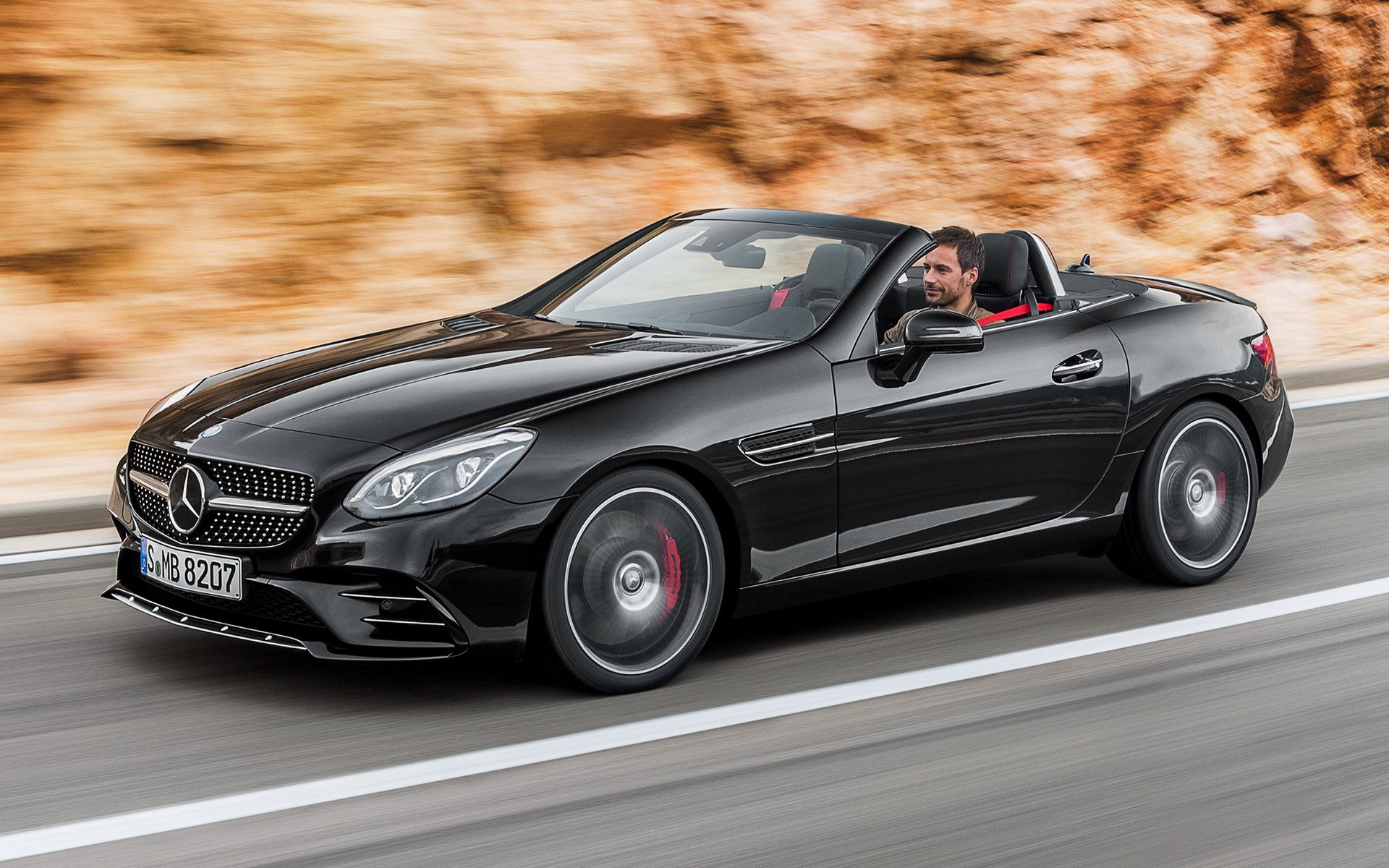 Mercedes Amg Slc 43 2016 Wallpapers And Hd Images Car