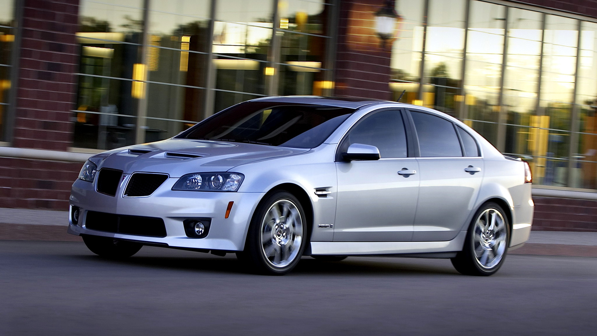 Pontiac G8 Gxp 2008 Wallpapers And Hd Images Car Pixel