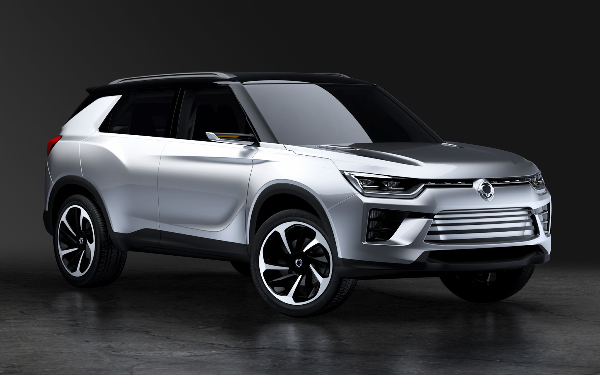 2016 SsangYong SIV-2 Concept - Wallpapers and HD Images ...