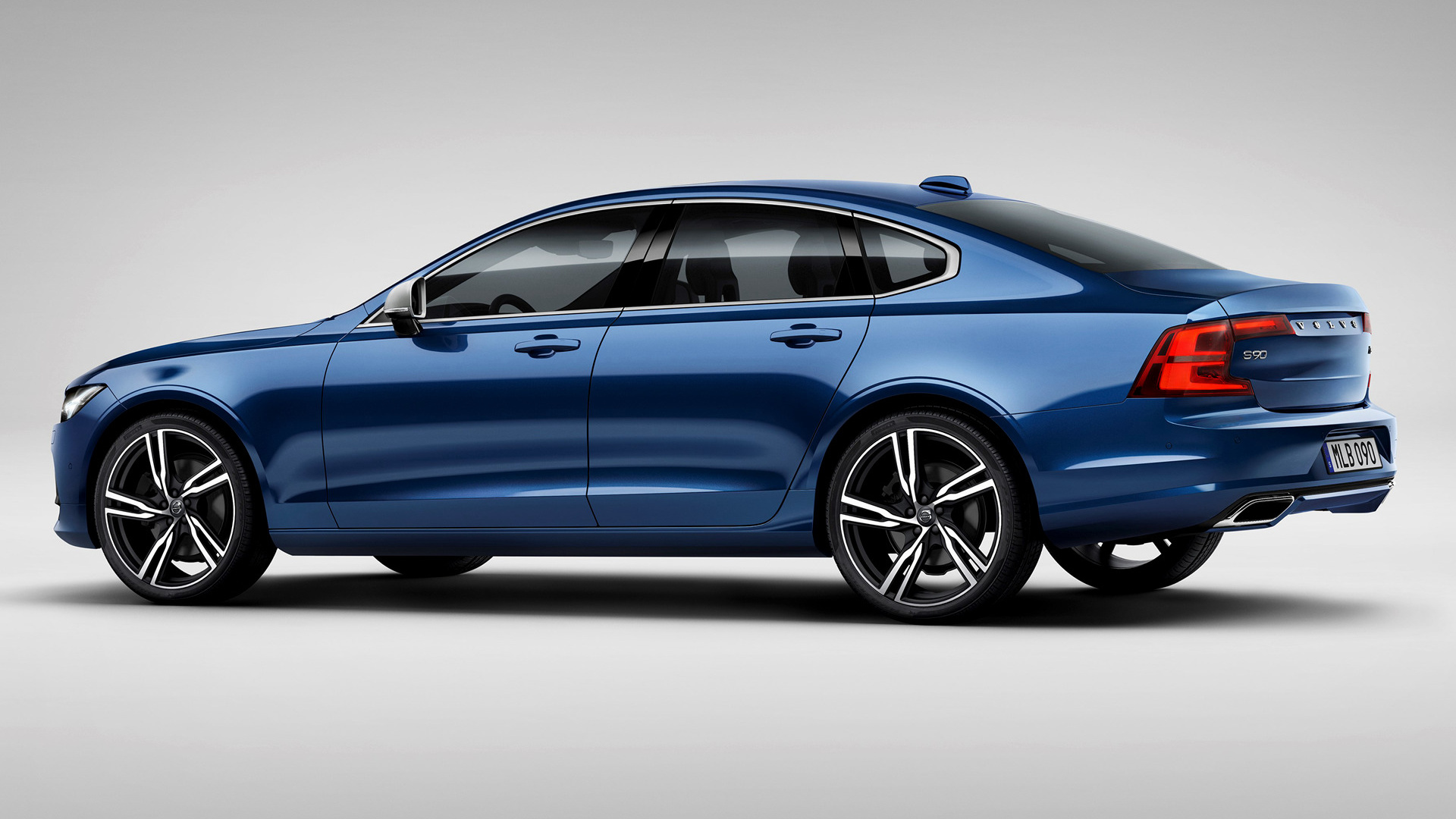 Volvo S90 R-Design (2016) Wallpapers and HD Images - Car Pixel