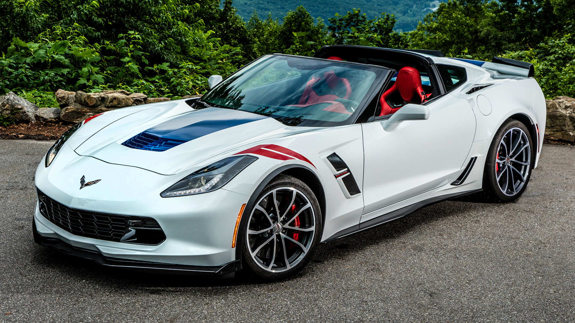 Corvette grand sport 2017 wallpapers and hd images car pixel - Chevrolet Corvette Grand Sport 2017 Wallpapers And Hd