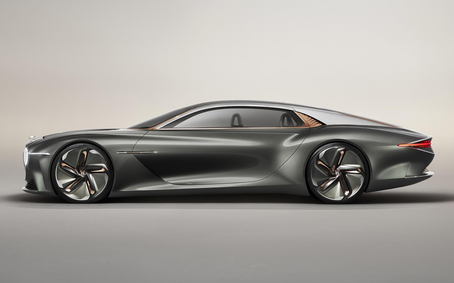Luxury Vehicle: 2019 Bentley EXP 100 GT Concept