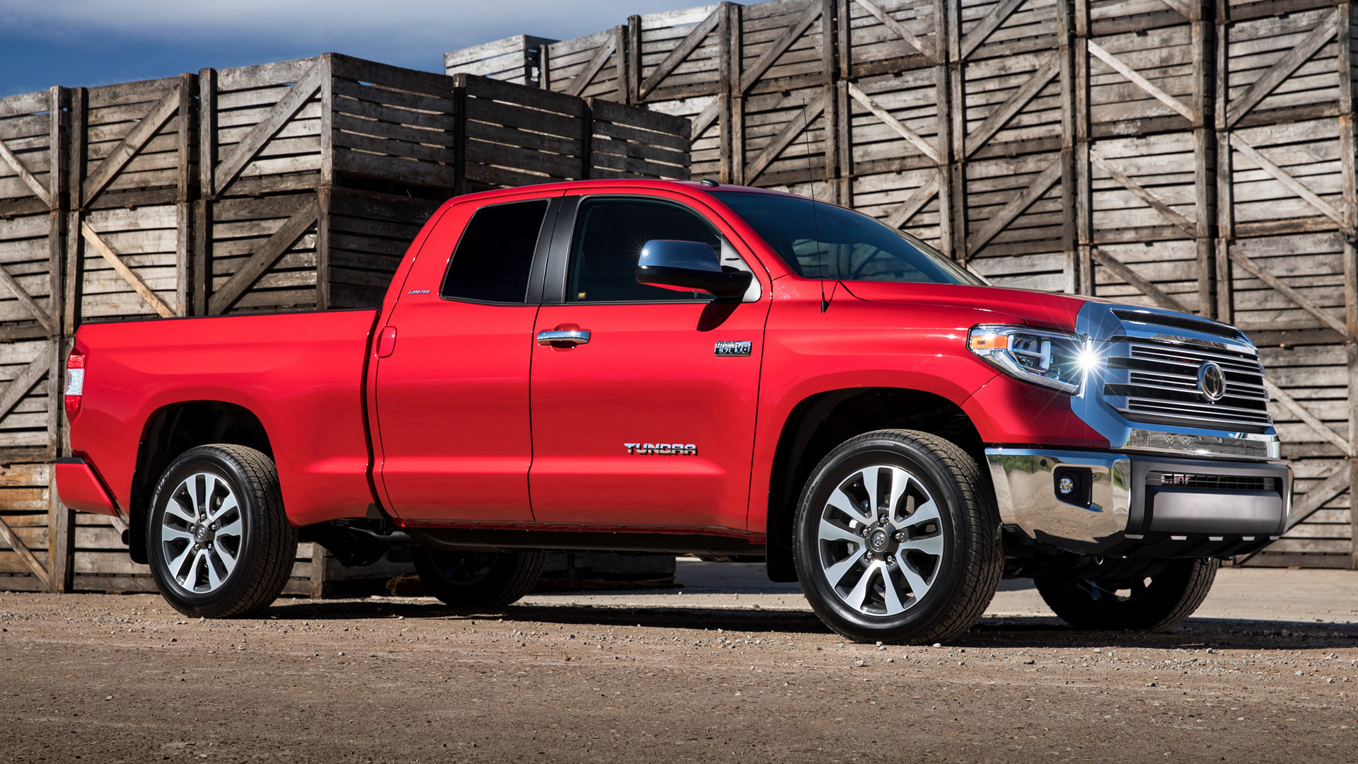 2018 Toyota Tundra Limited Double Cab Wallpapers And Hd